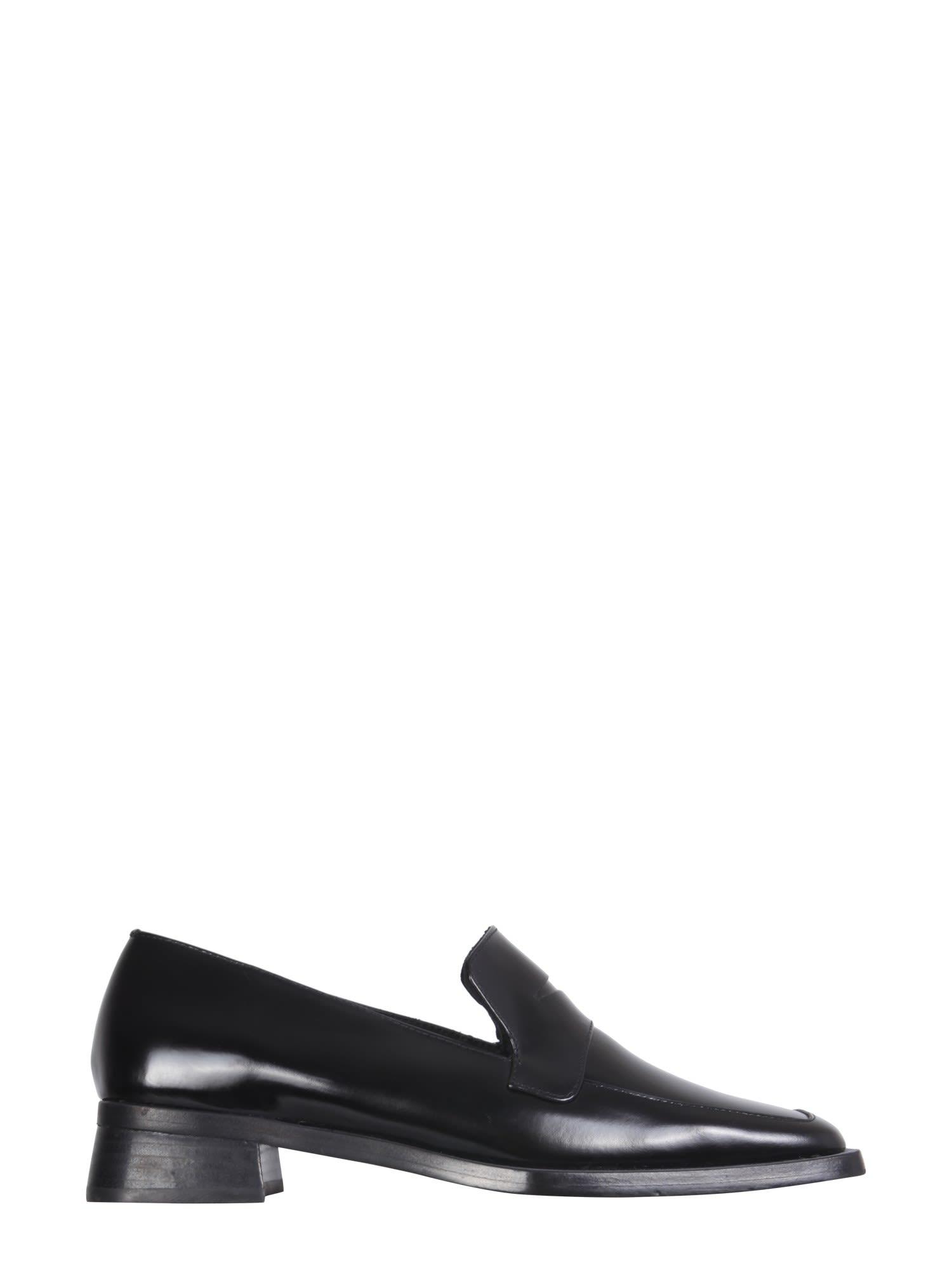Crimson Loafers