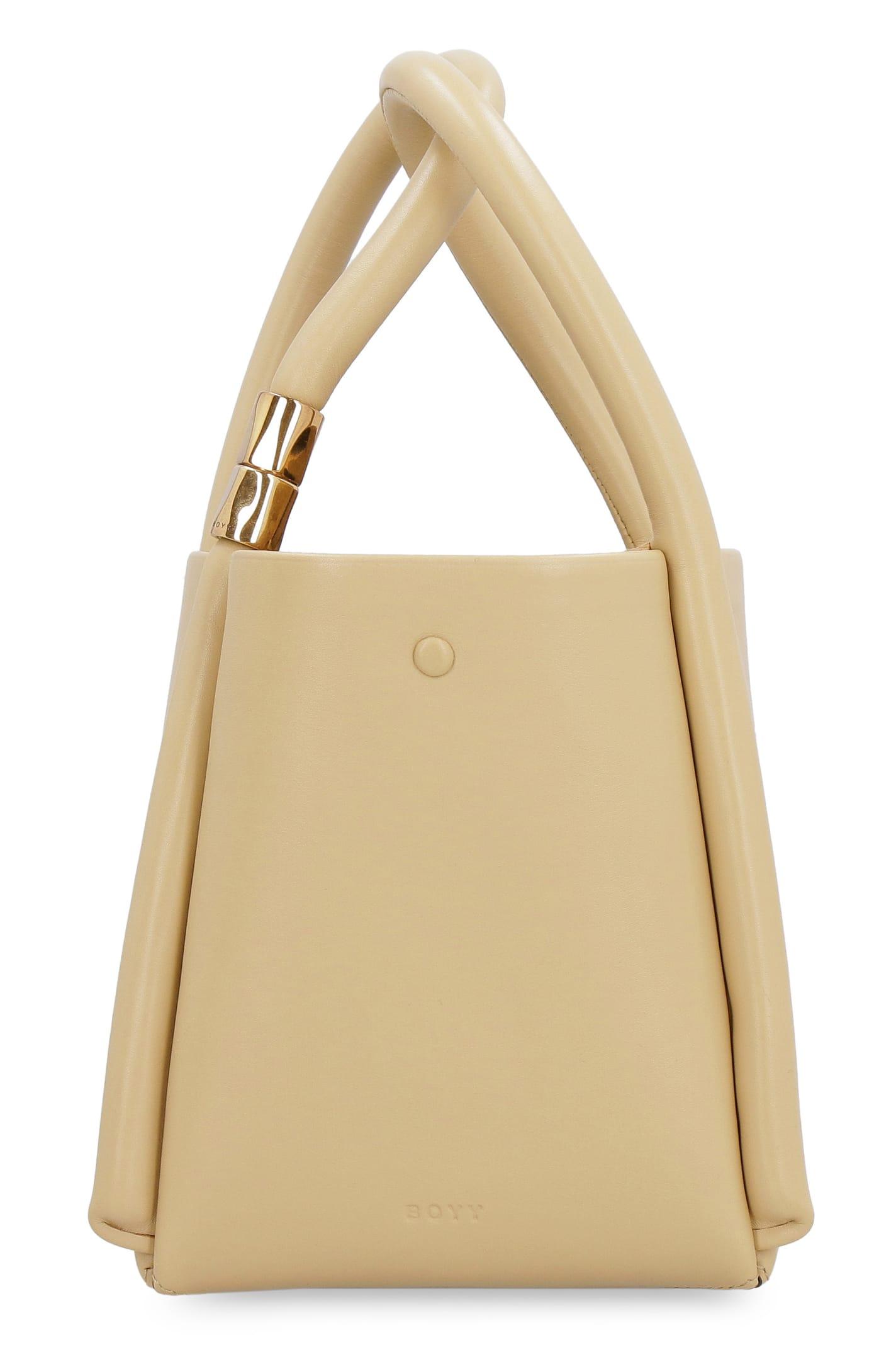 Lotus 12 Leather Mini Bag