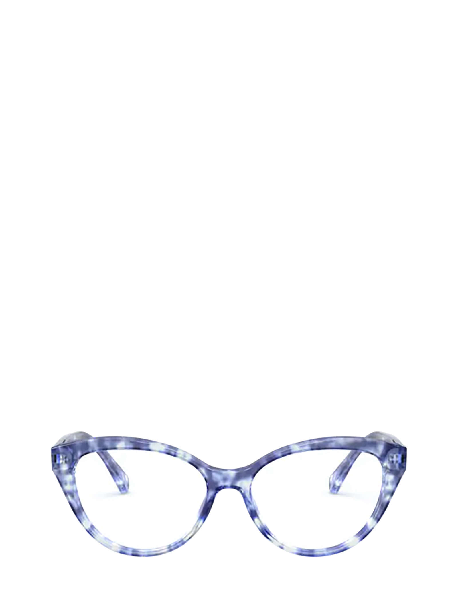 Polo Ralph Lauren Ralph Ra7116 Spotted Havana Violet / Blue Glasses