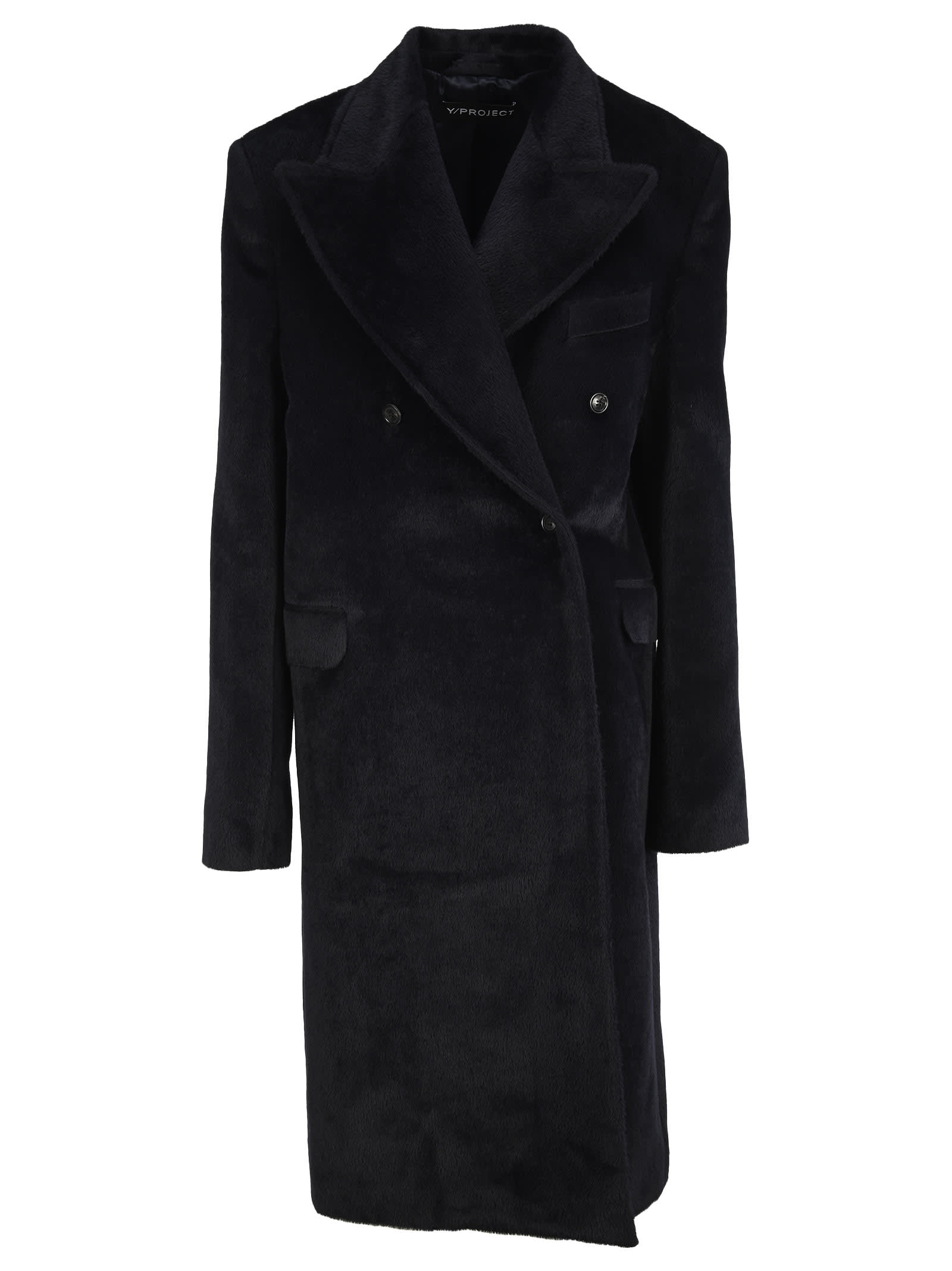 Y/project Oversized-lapel Coat