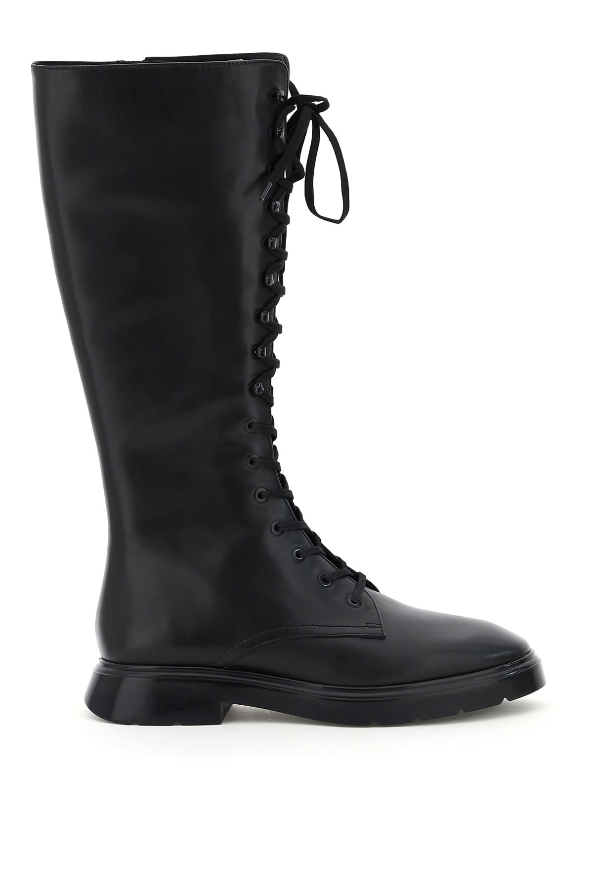 Buy Stuart Weitzman Mckenzee Tall Leather Boots online, shop Stuart Weitzman shoes with free shipping