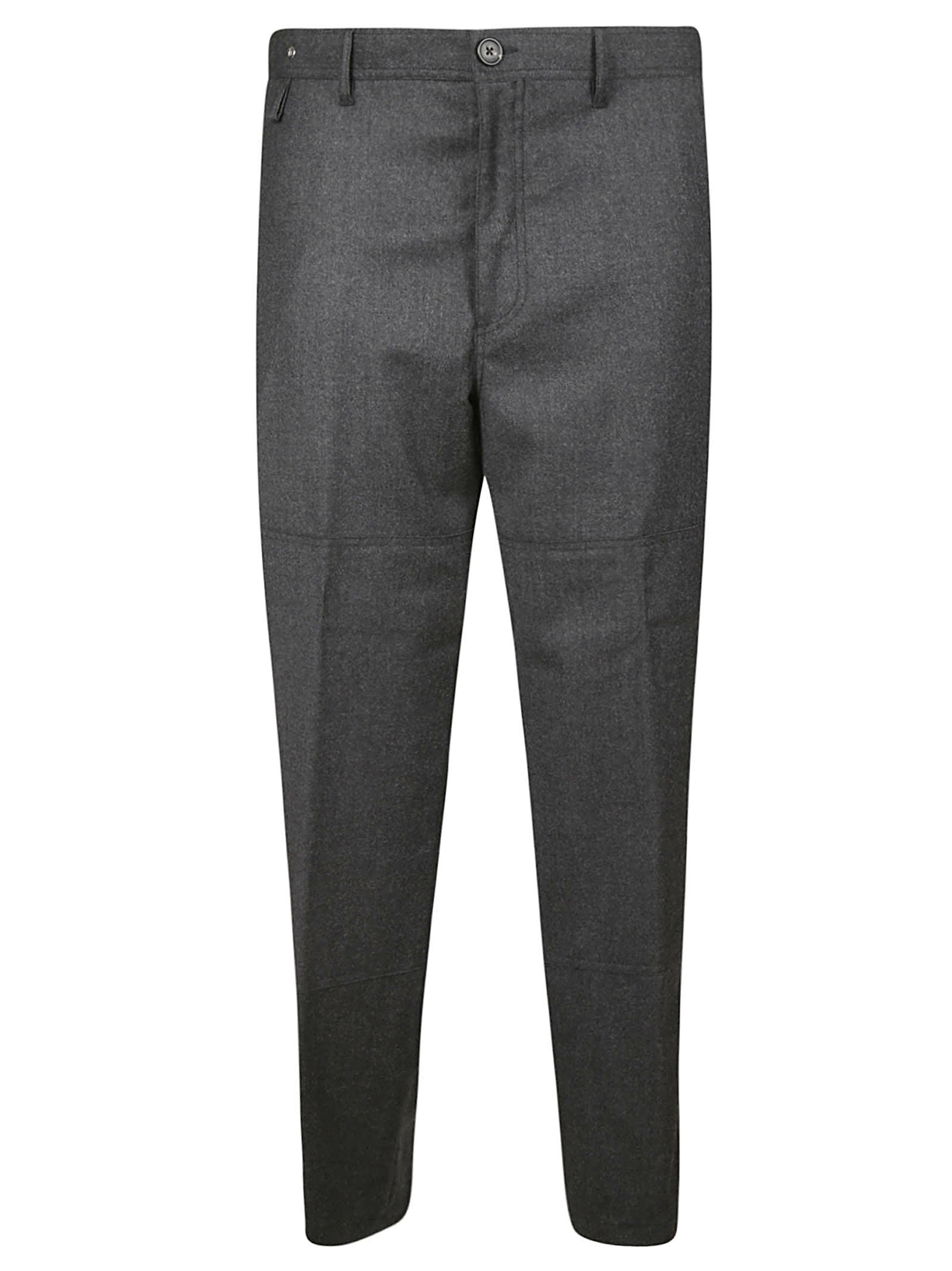Lanvin Classic Straight Buttoned Trousers