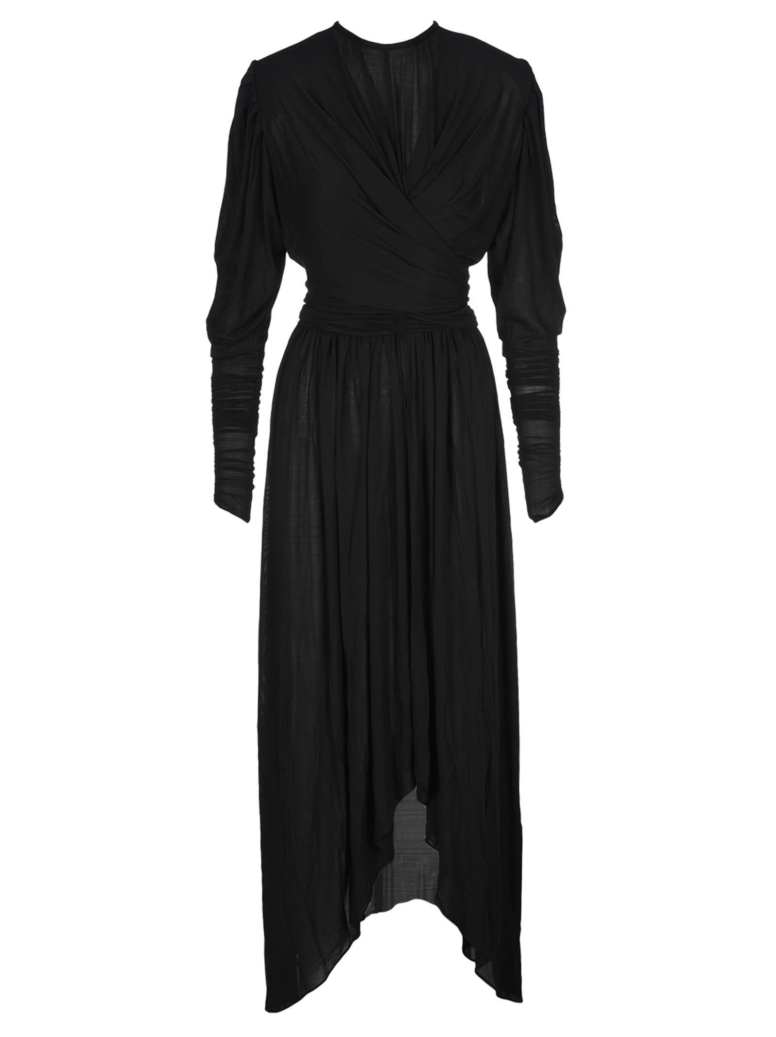 Isabel Marant Jucienne Long Dress