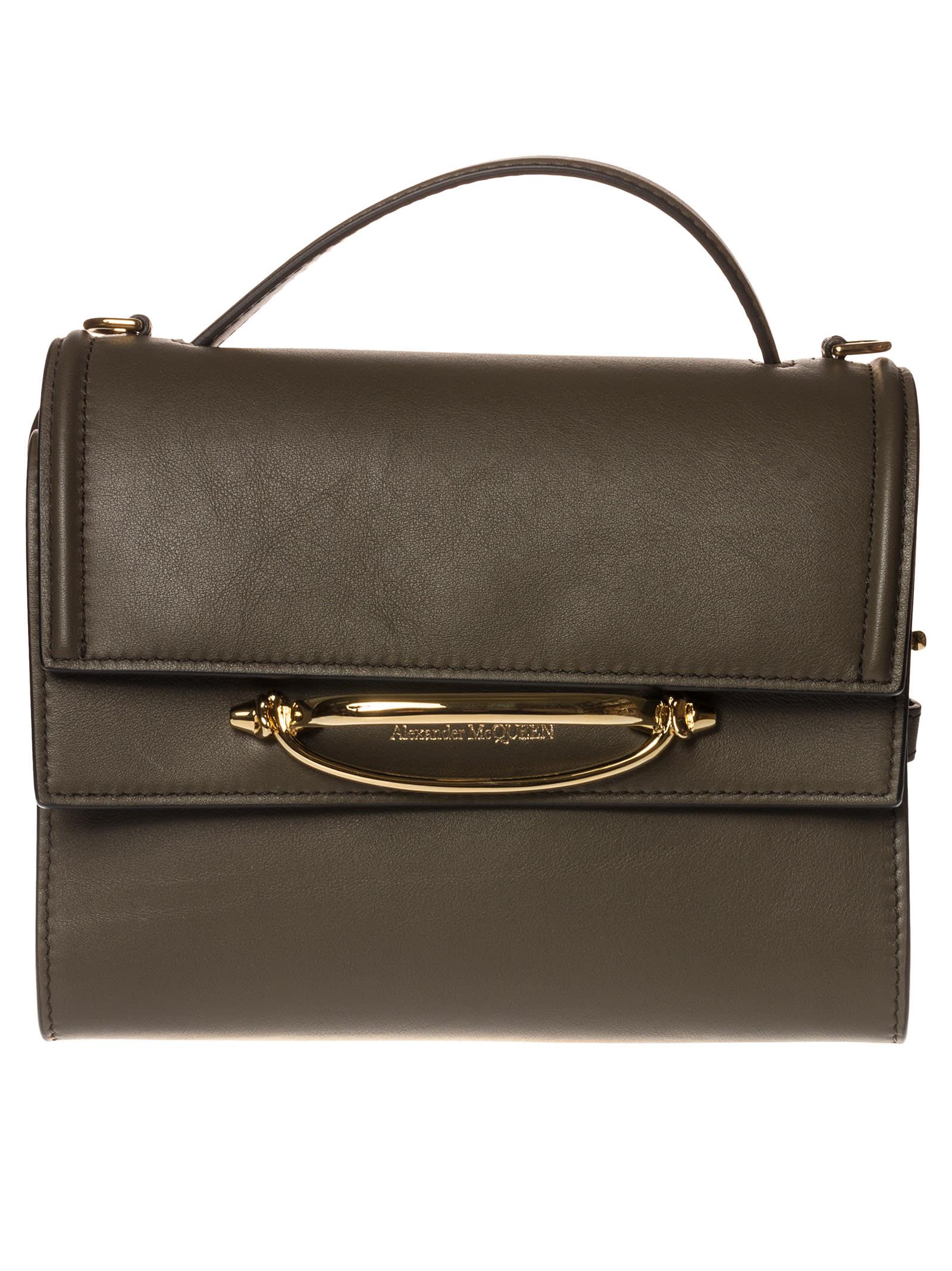 Alexander McQueen Classic Flap Shoulder Bag