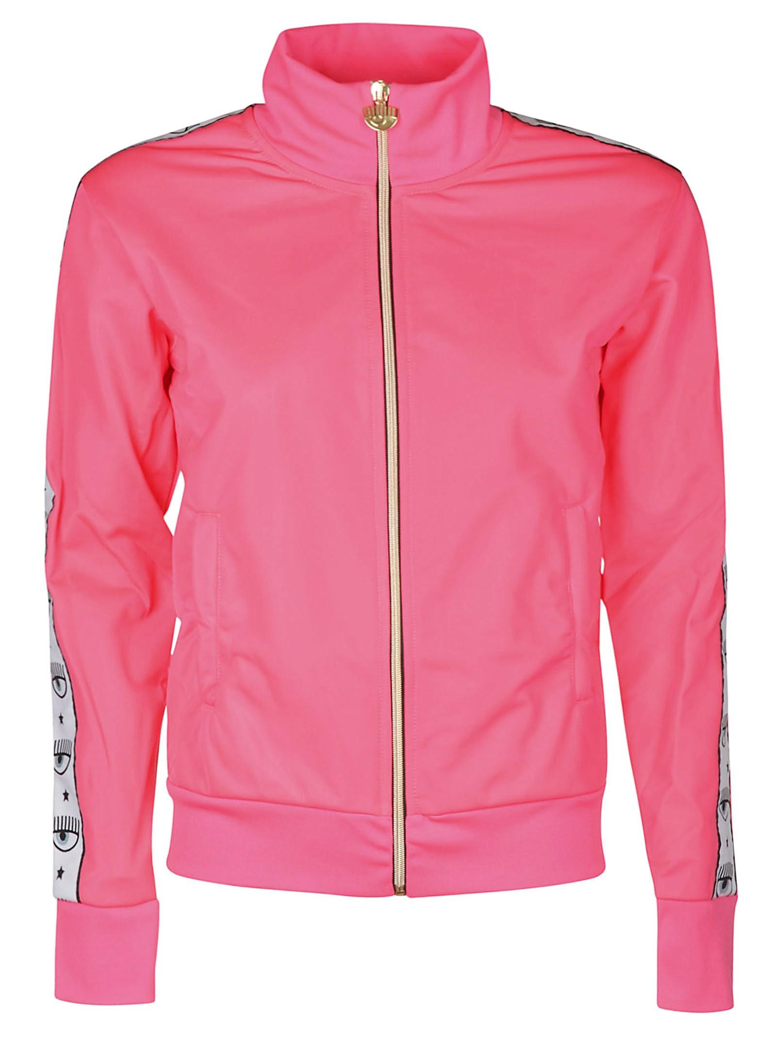 Chiara Ferragni Zipped Jacket