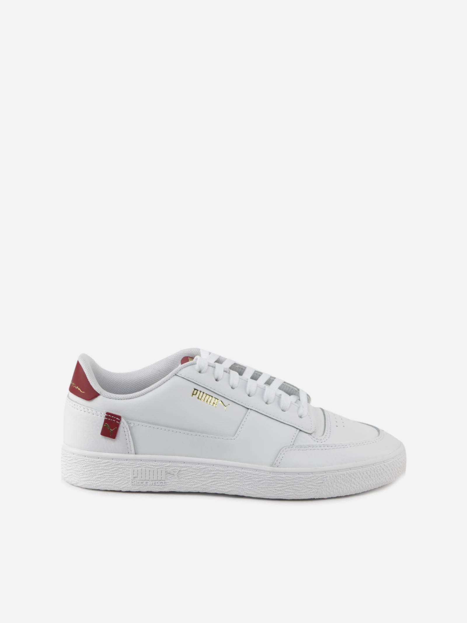 Puma Leathers RALPH SAMPSON MC CLEAN LEATHER SNEAKERS