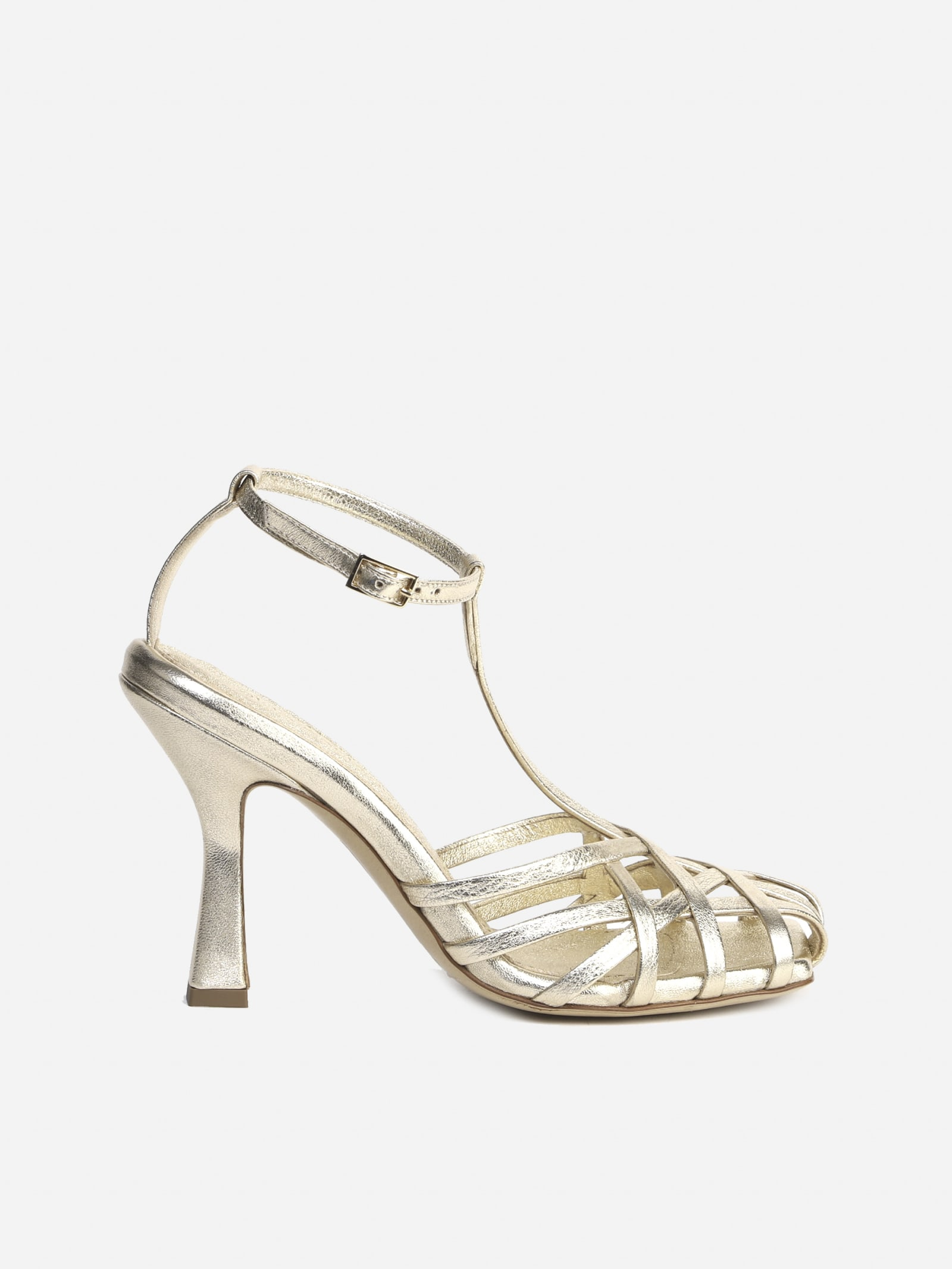 Lidia Sandals Made Of Leather