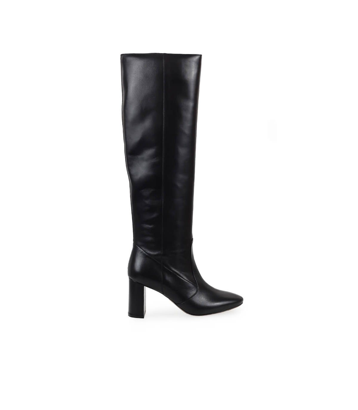 Lautre Chose Black High Knee Boot