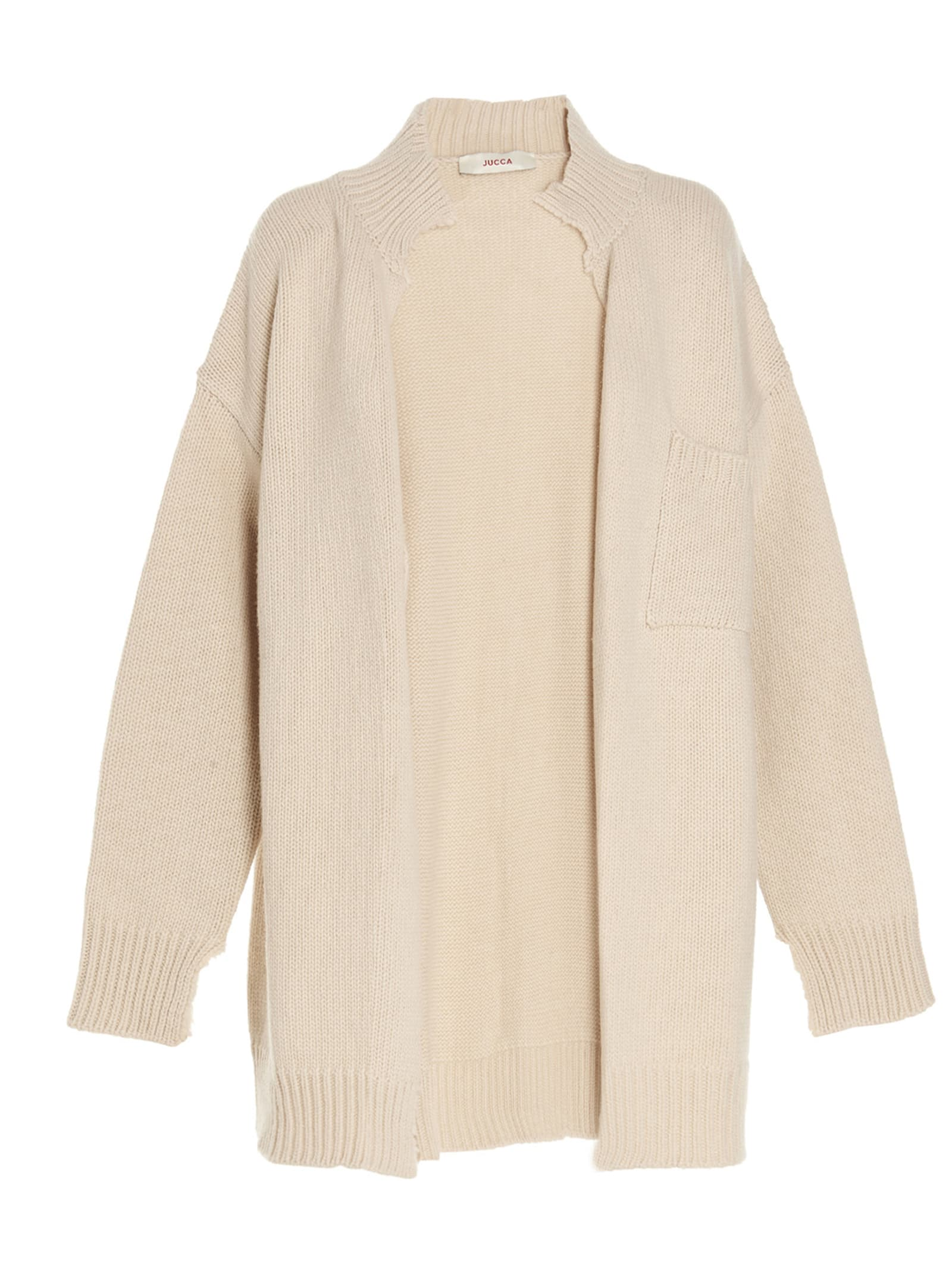 Jucca Destroyed Cardigan