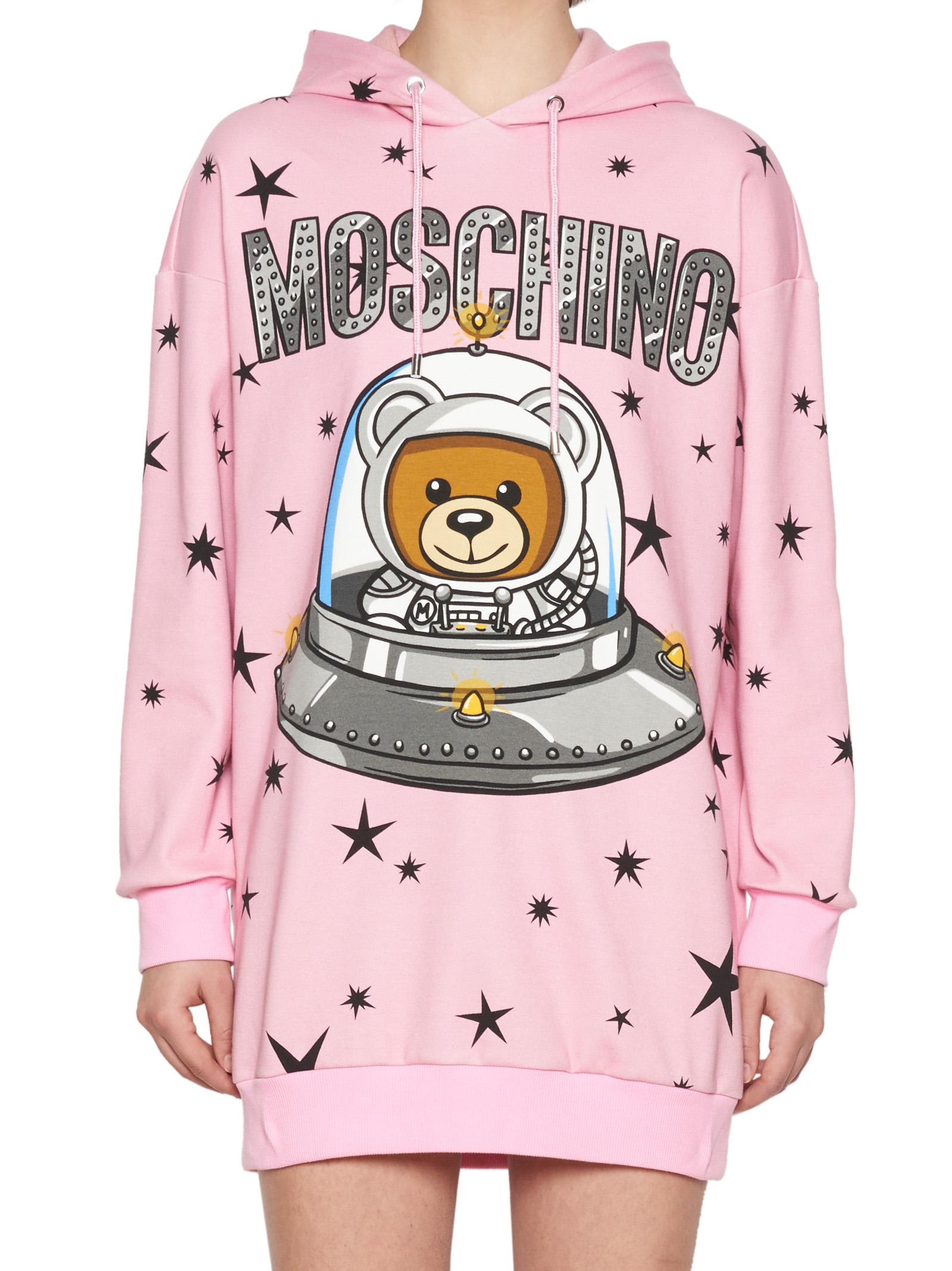 Moschino teddy Ufo Dress