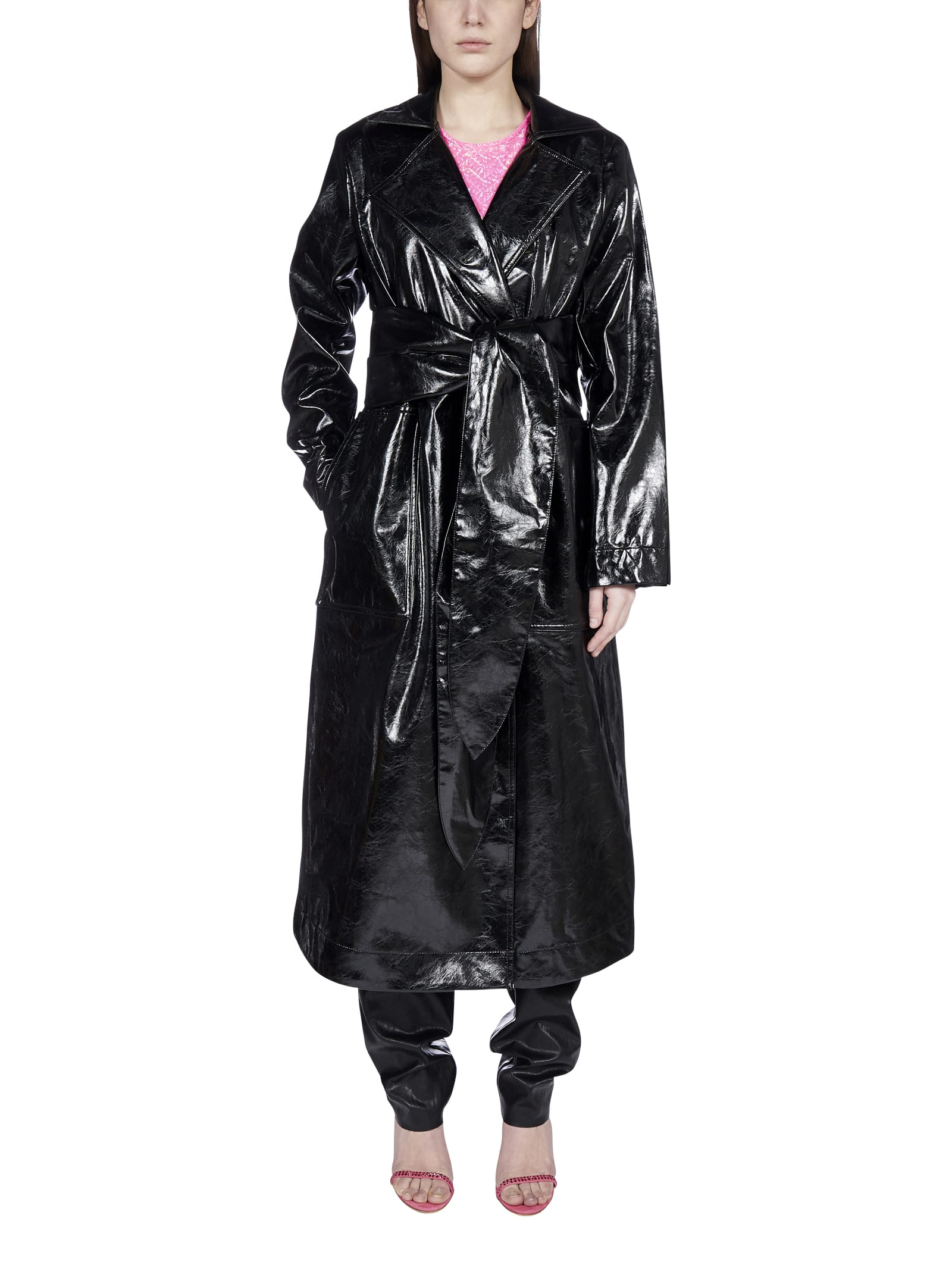 Saks Potts Trenchcoats RAINCOAT