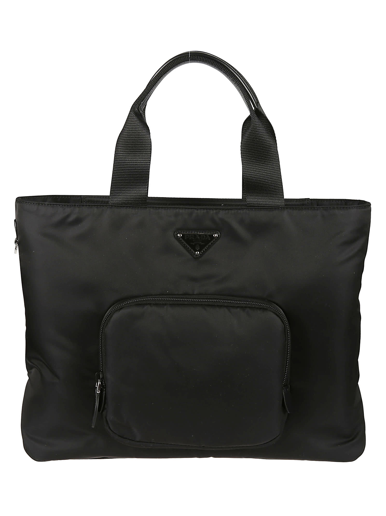 Prada Patched Tote