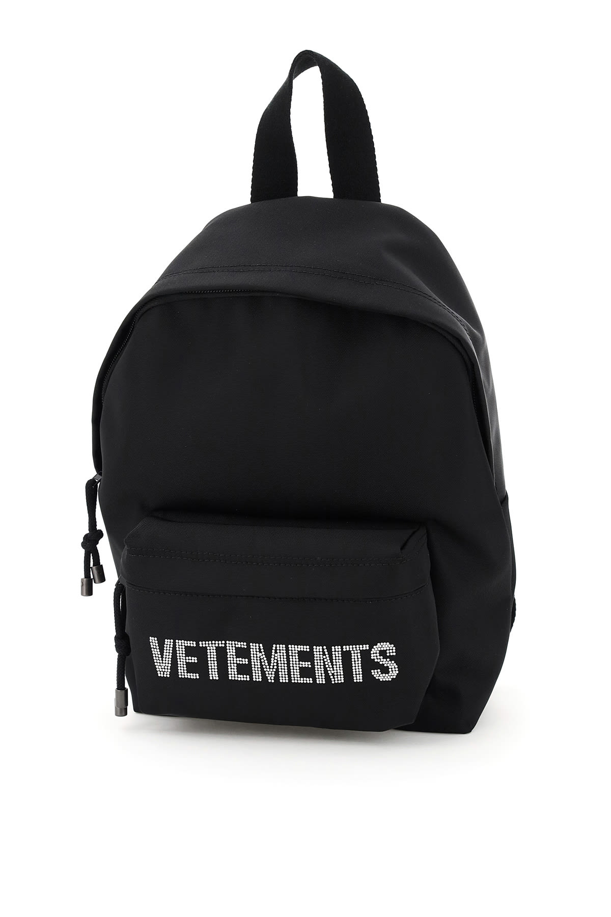 Vetements RHINESTONE LOGO SMALL BACKPACK