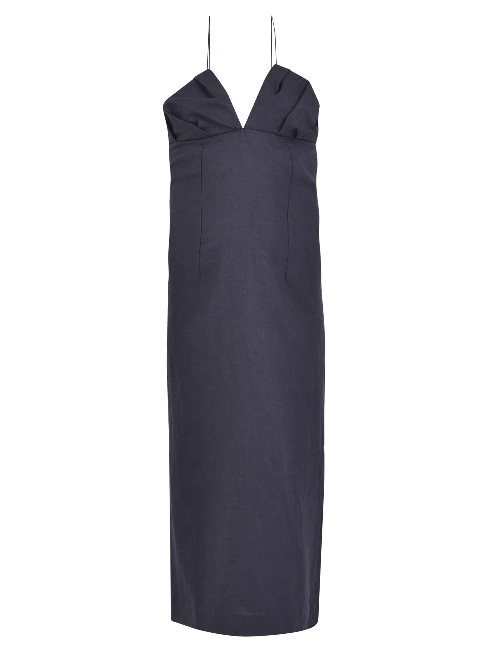 Jacquemus Halterneck Dress