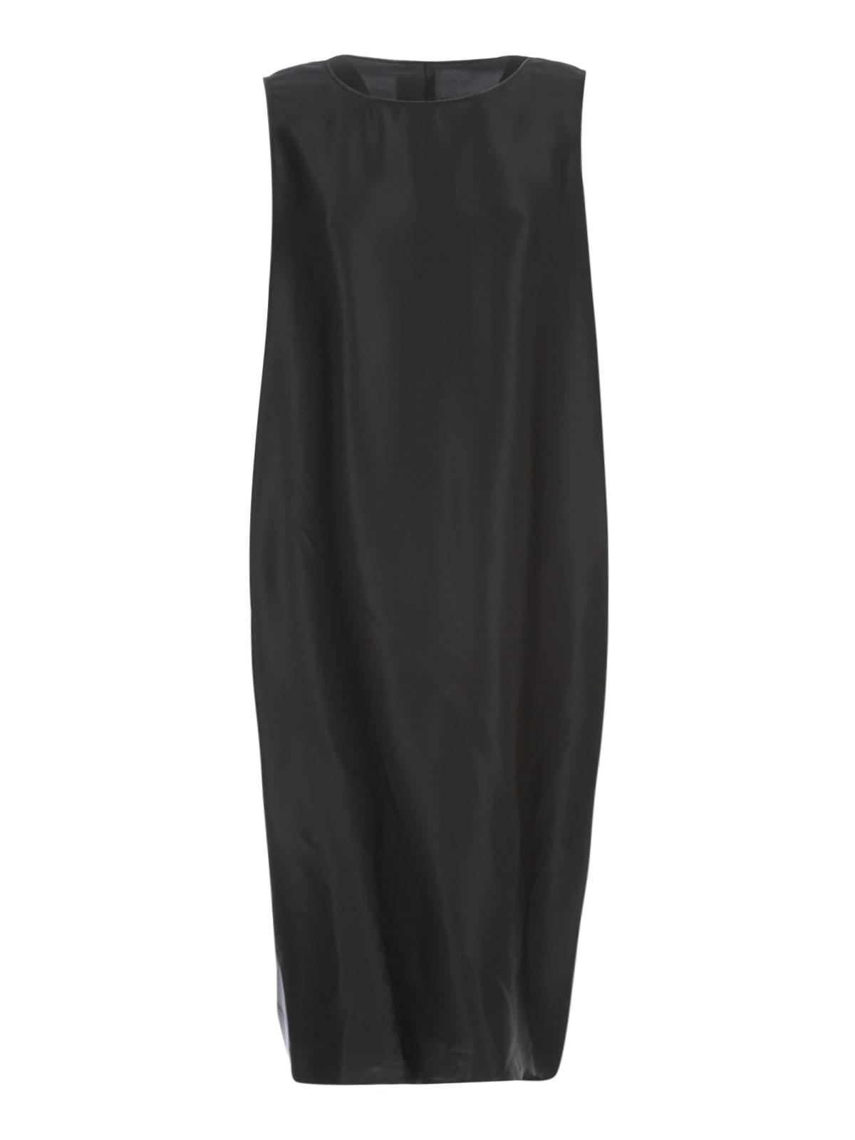 Buy Ann Demeulemeester Dress Basic Silk online, shop Ann Demeulemeester with free shipping