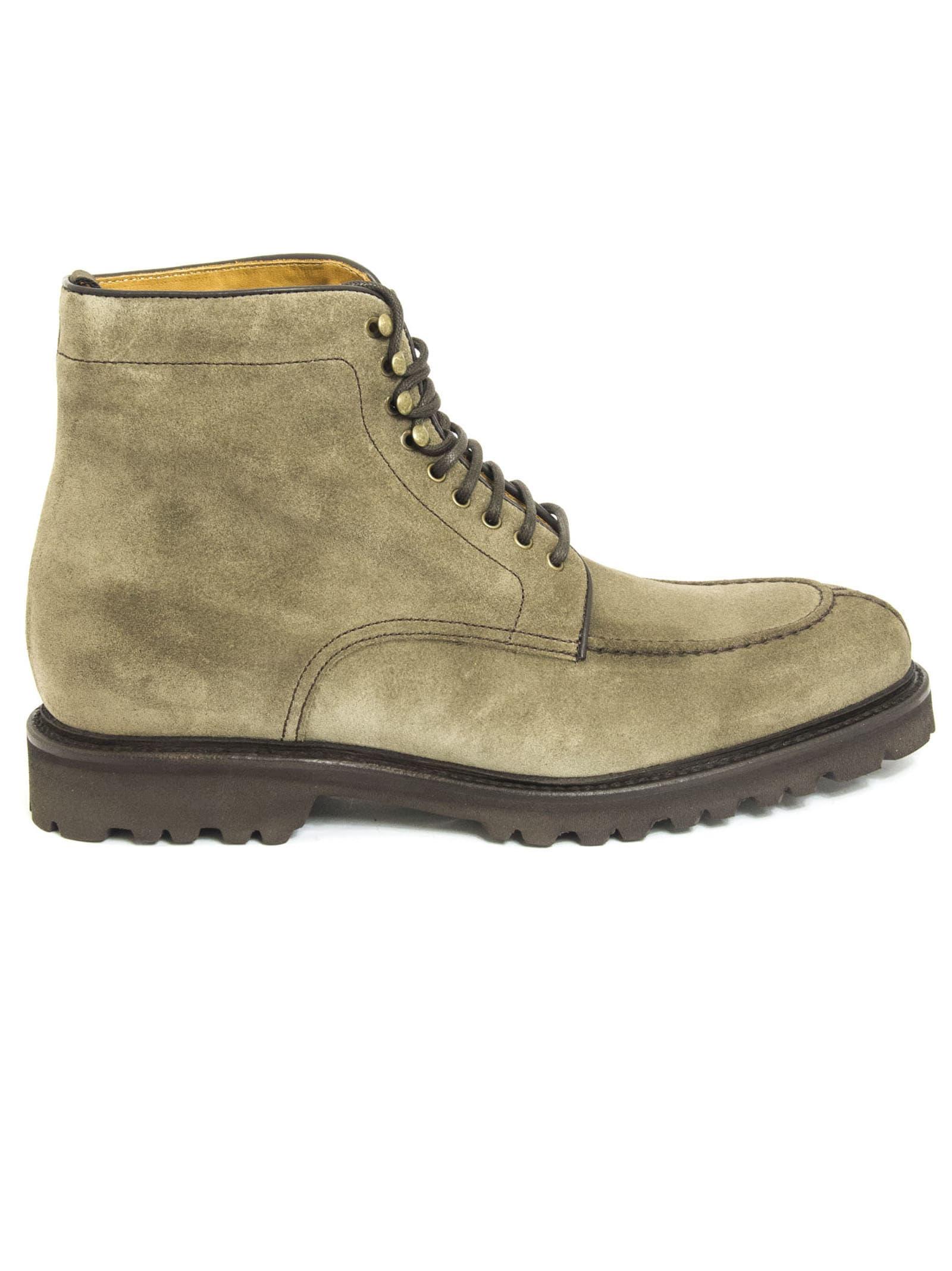 Berwick 1707 Mud-tone Leather Boots