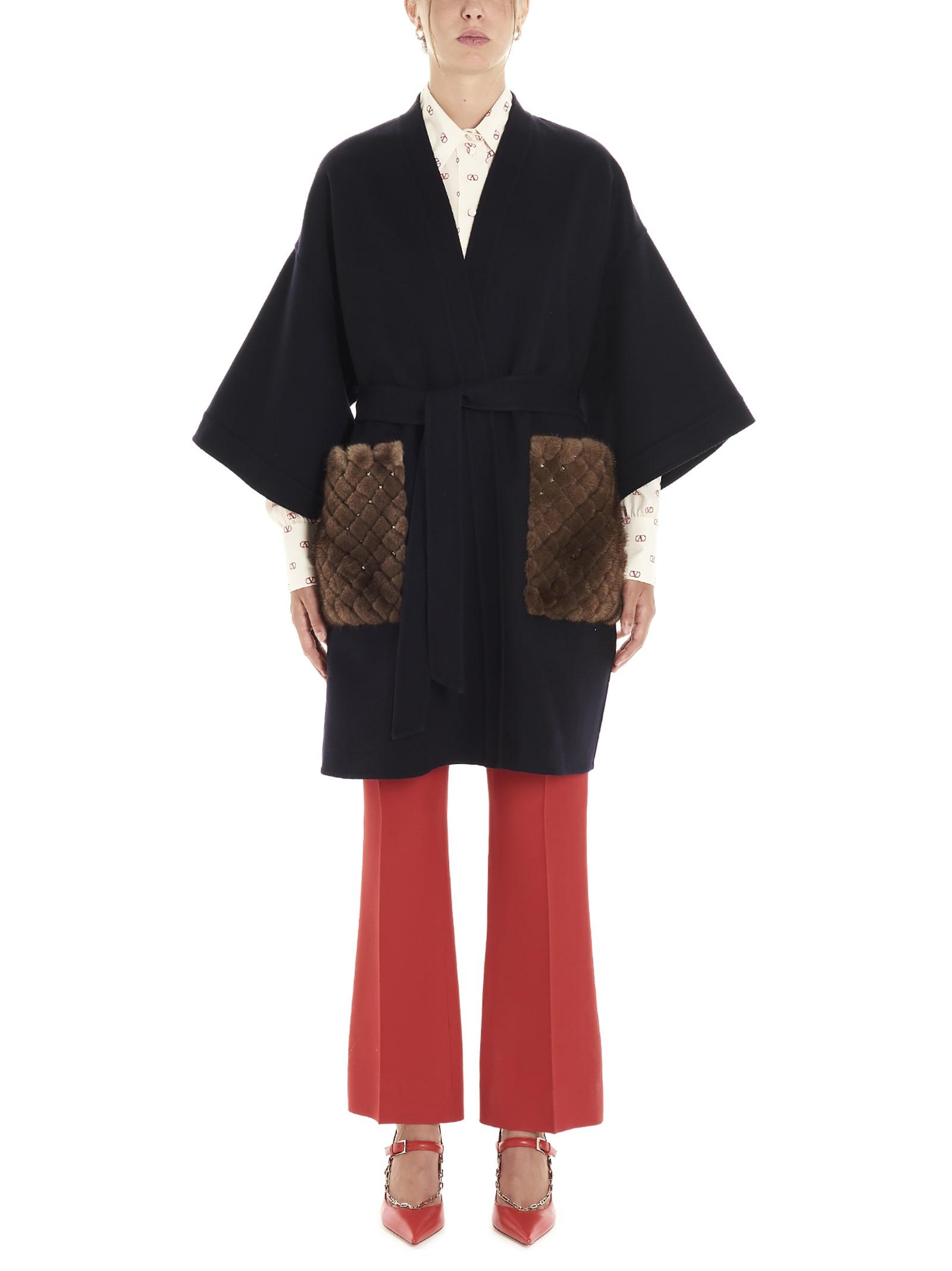 Photo of  Valentino Coat- shop Valentino jackets online sales