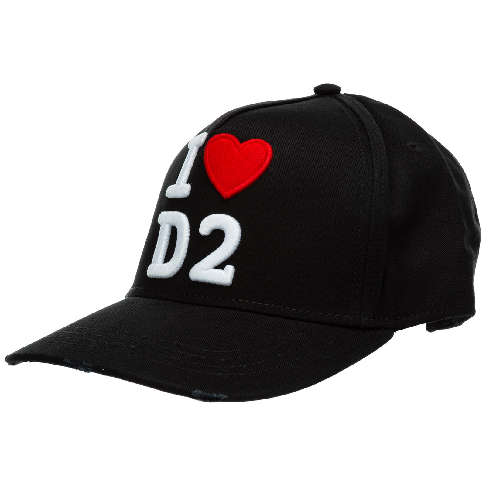 Dsquared2 Caps I LOVE D2 BASEBALL CAP