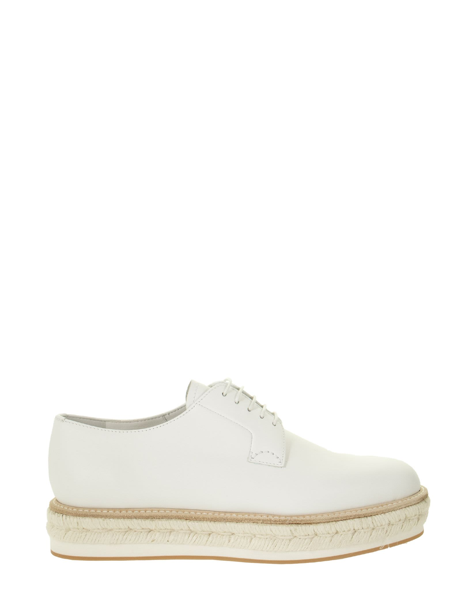 Church's Leathers SHANNON ROPE - OXFORD SHOES WHIT ROPE