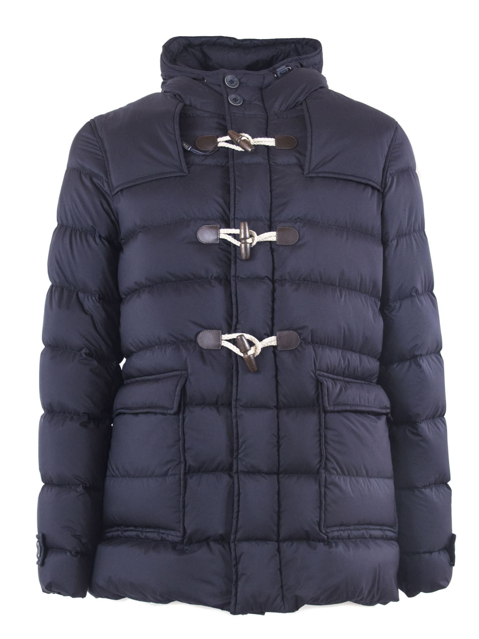 Best Price On The Market At Italist Herno Herno Quilted Down Coat In Yellow High Tech Fabric