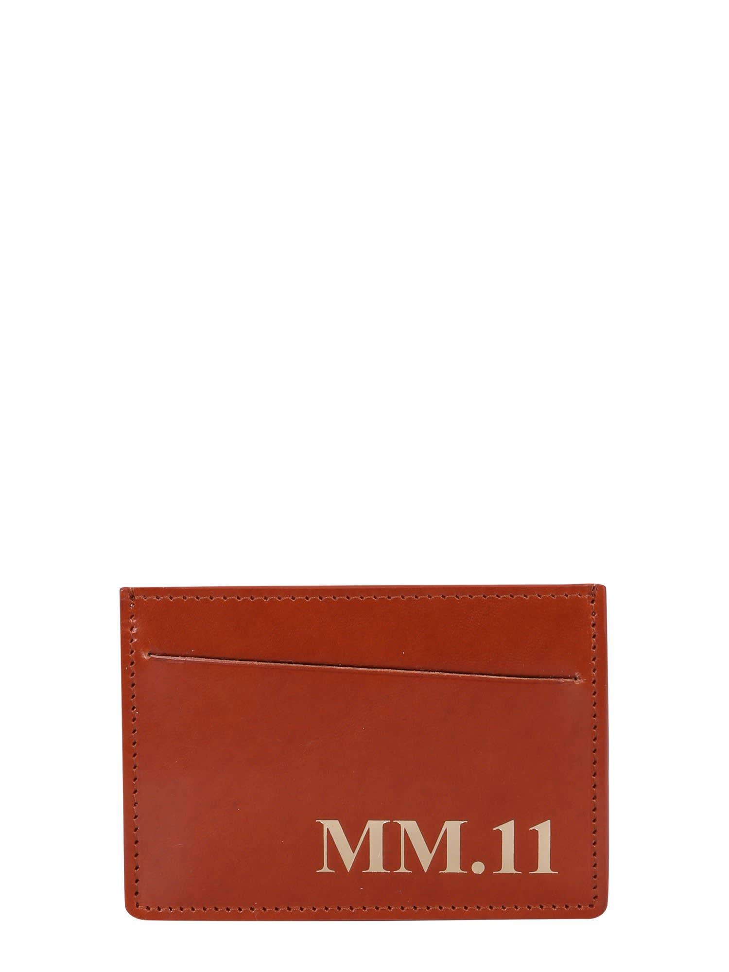 Maison Margiela Card Holder With Logo
