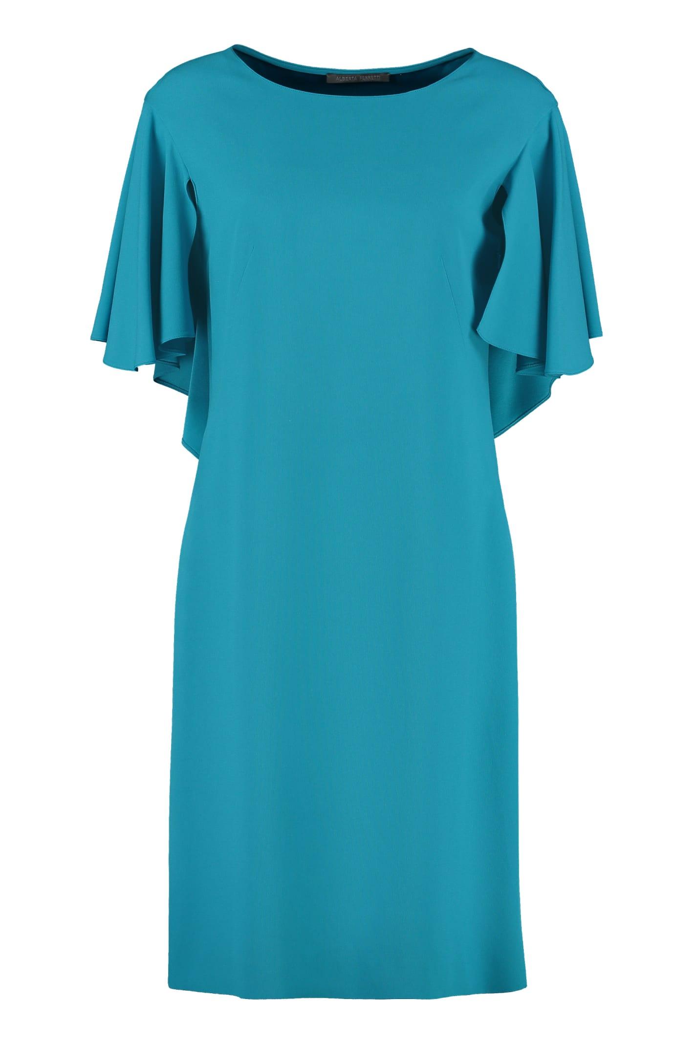 Buy Alberta Ferretti Cady Dress online, shop Alberta Ferretti with free shipping