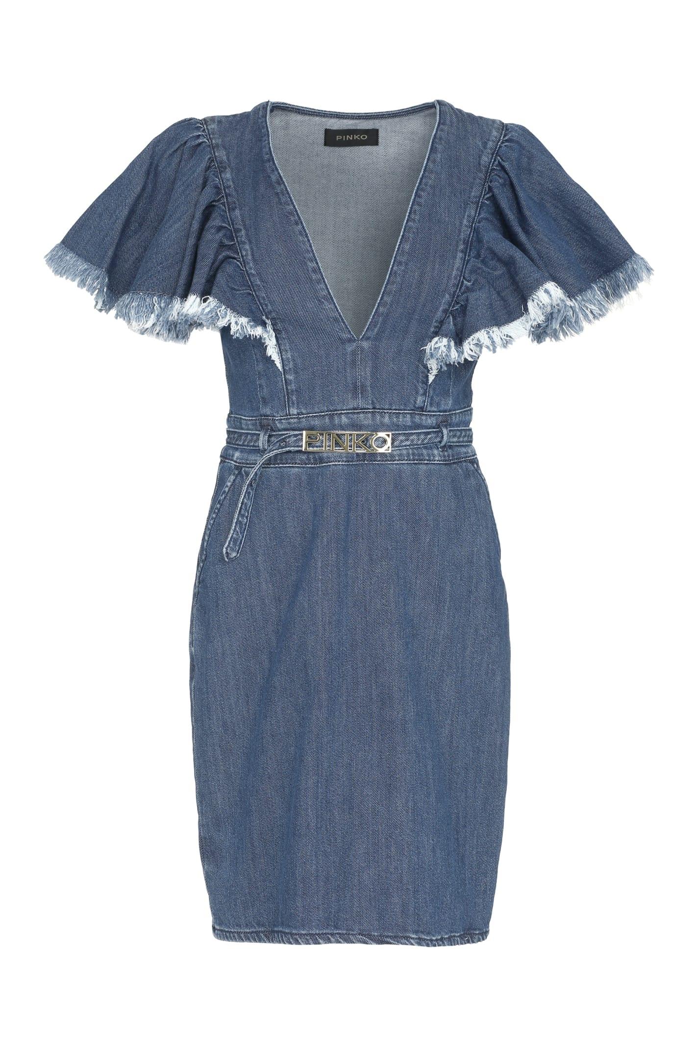 Buy Pinko Allison Stretch Sheath Dress online, shop Pinko with free shipping