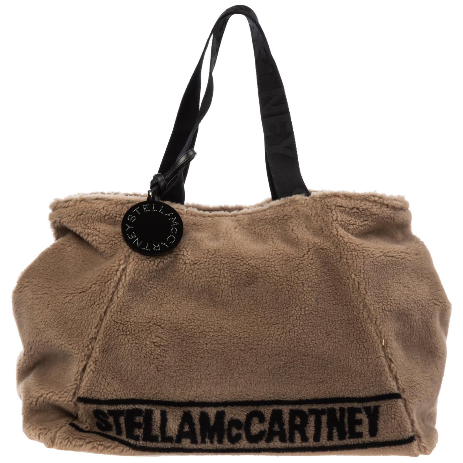 Stella Mccartney Fur Free Fur Shoulder Bag