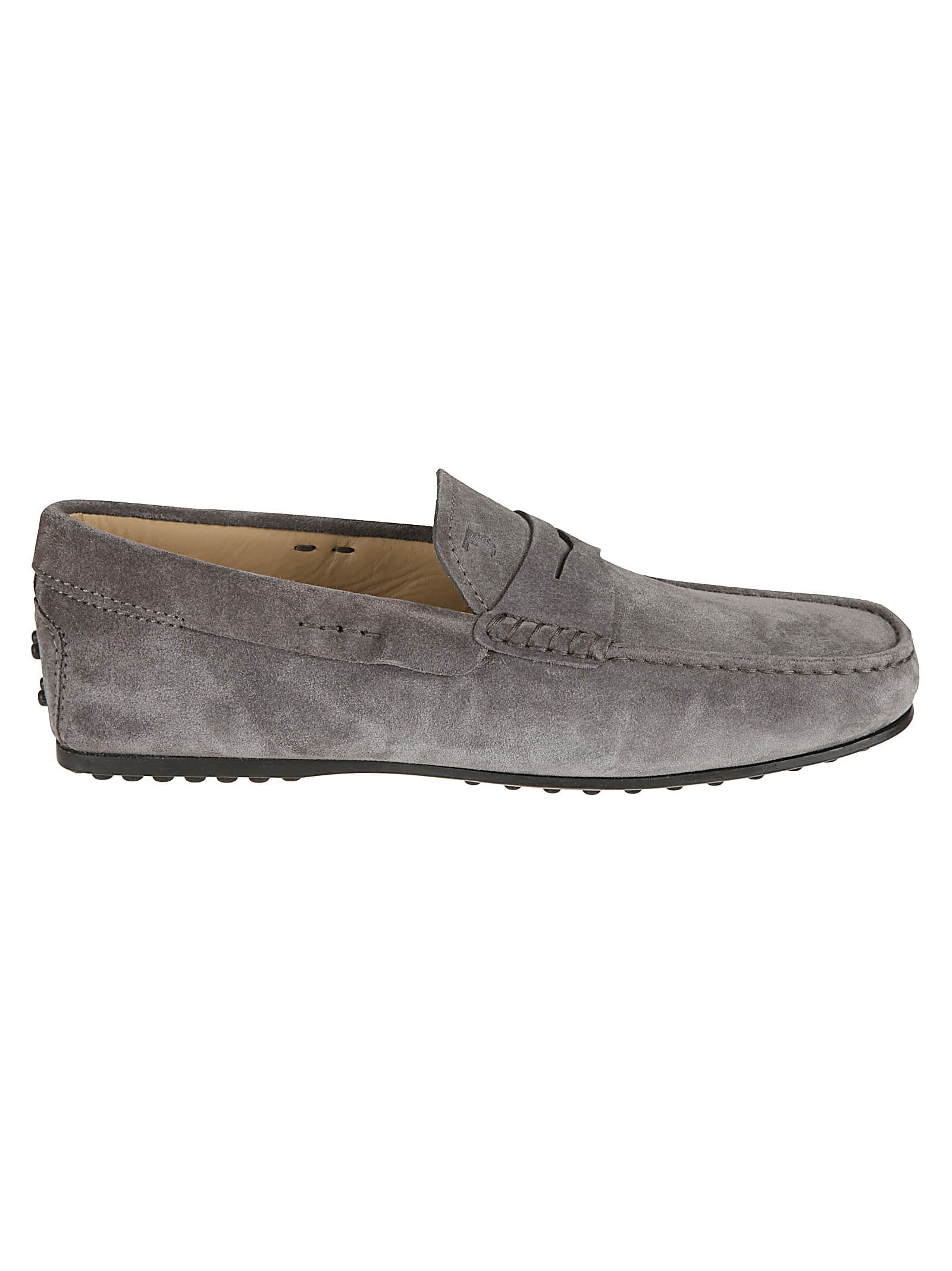 Classic Slide-on Loafers from Tods