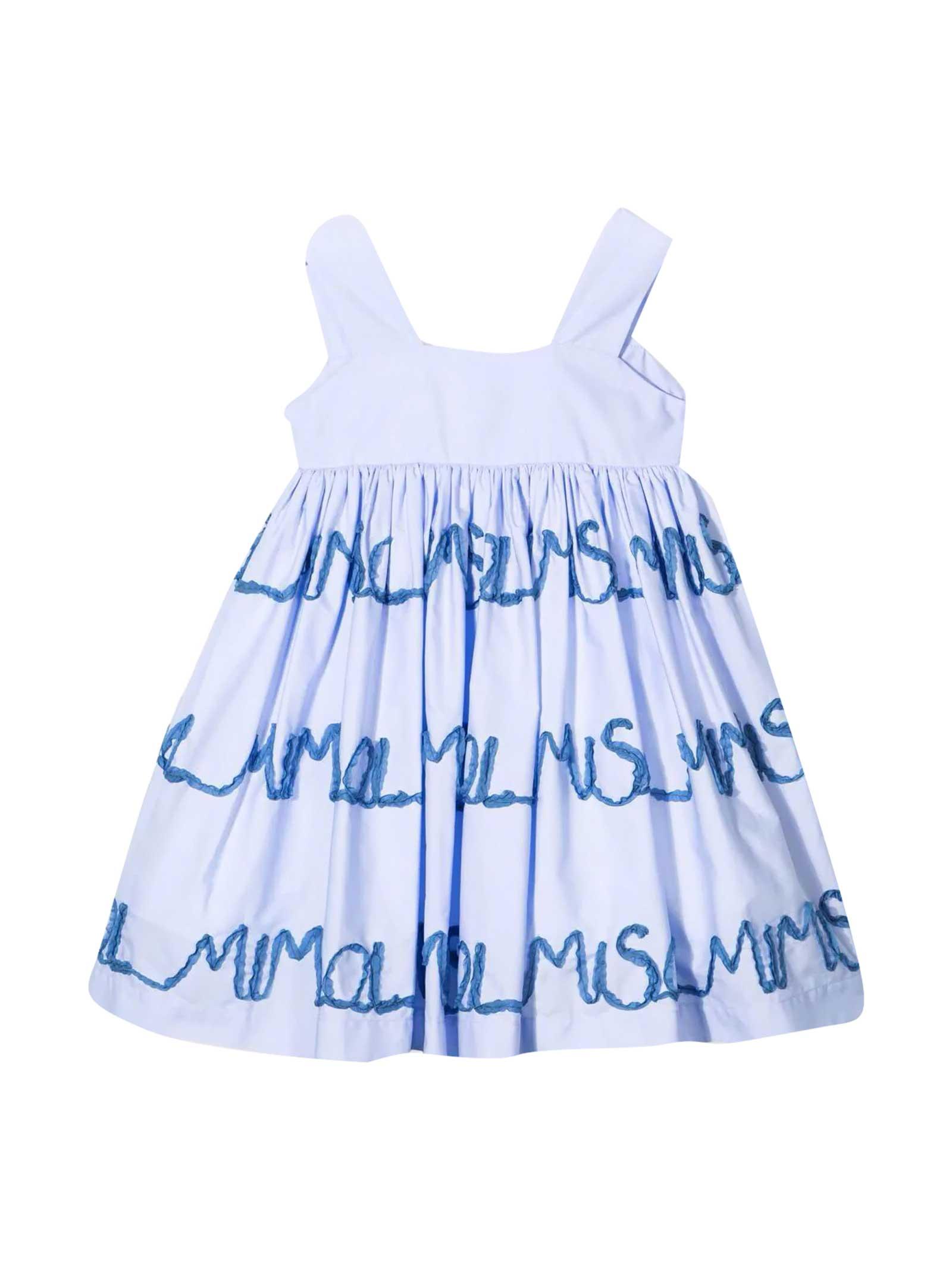 Mi Mi Sol Light Blue Dress