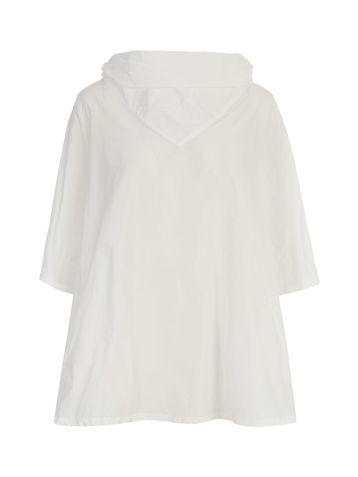 Funnel Neck 3/4s Shirt