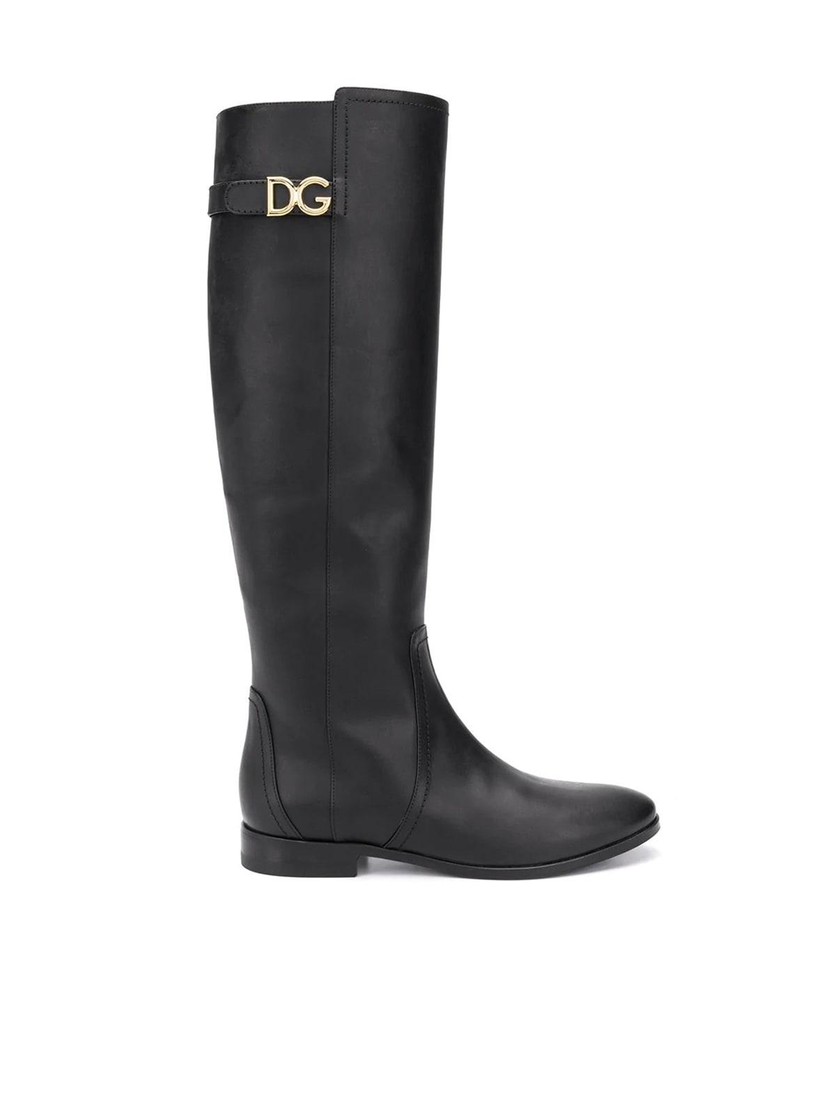 Dolce & Gabbana Harley Boot