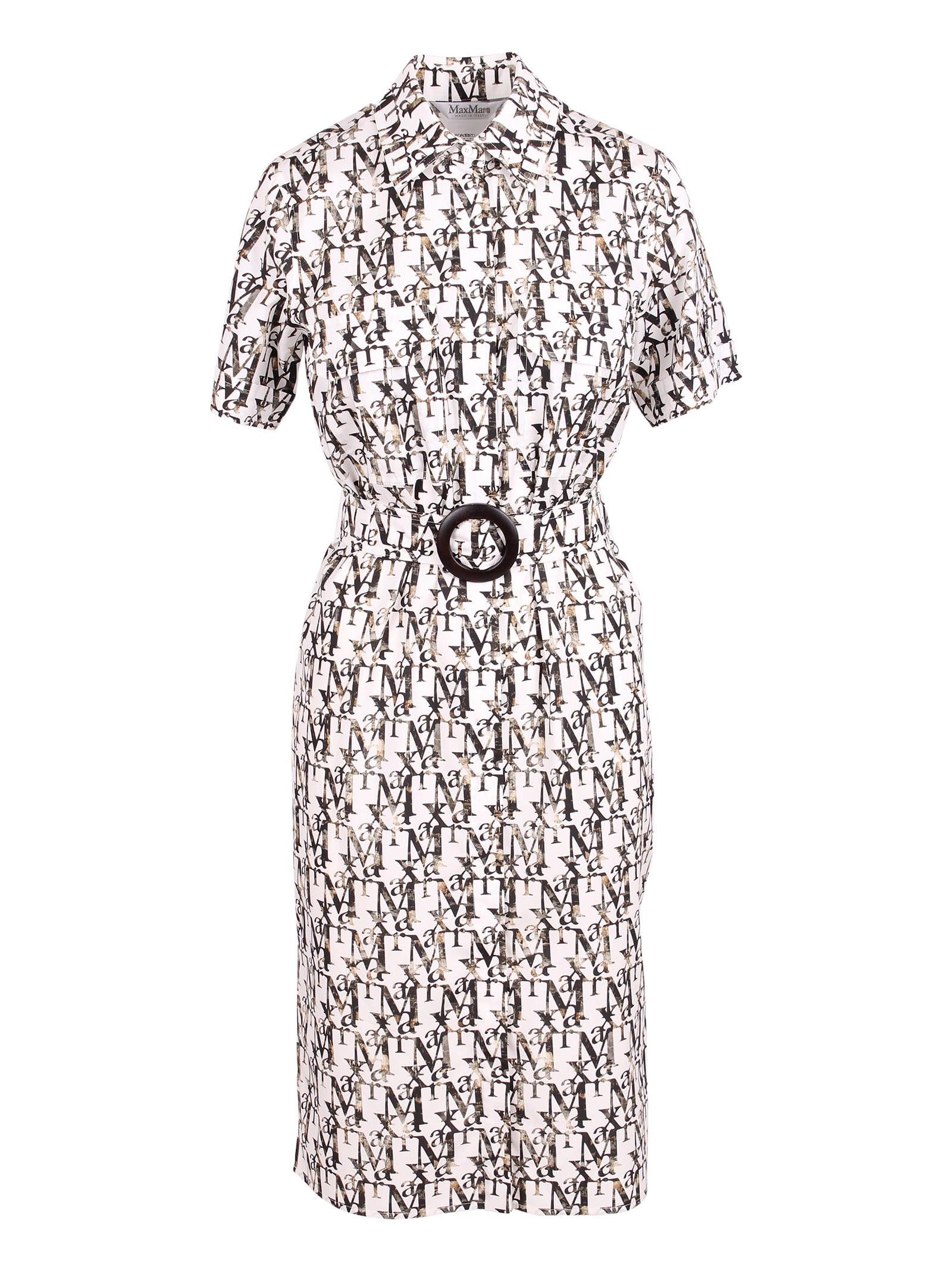 Max Mara fumana Cotton Dress