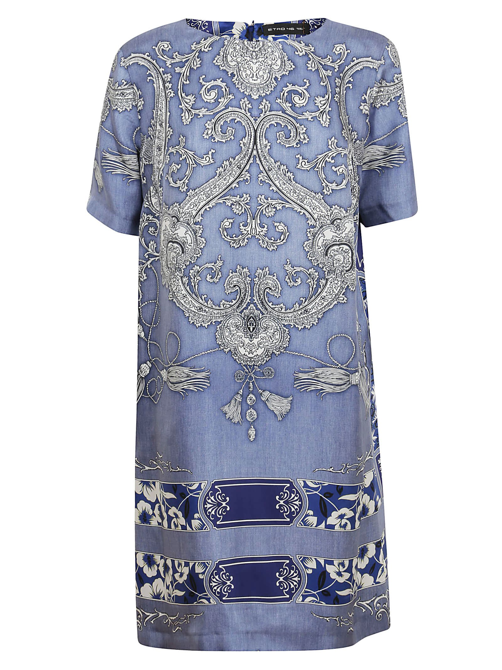 Buy Etro Aloe Dress online, shop Etro with free shipping