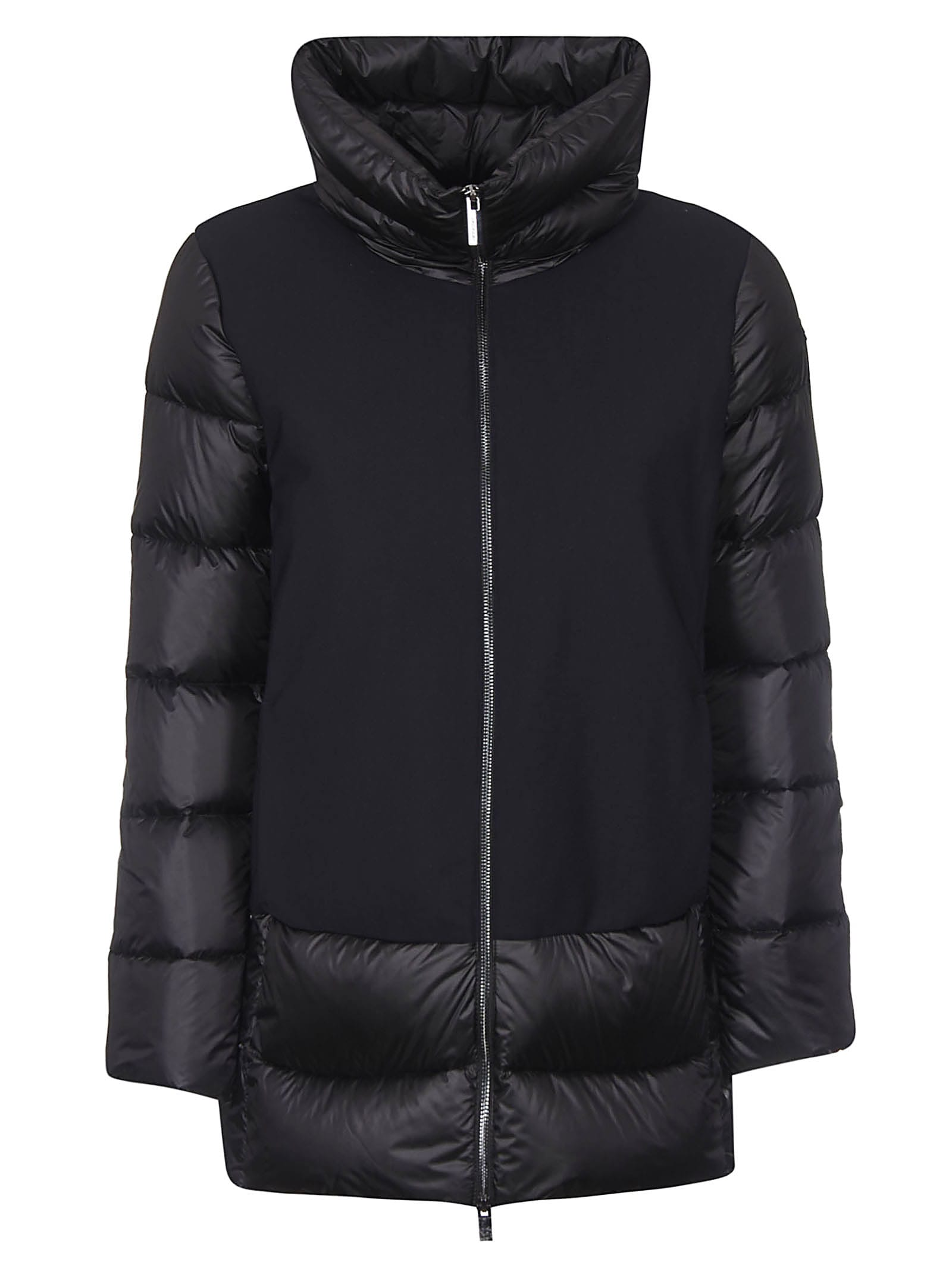 RRD – Roberto Ricci Design High Neck Padded Detail Jacket