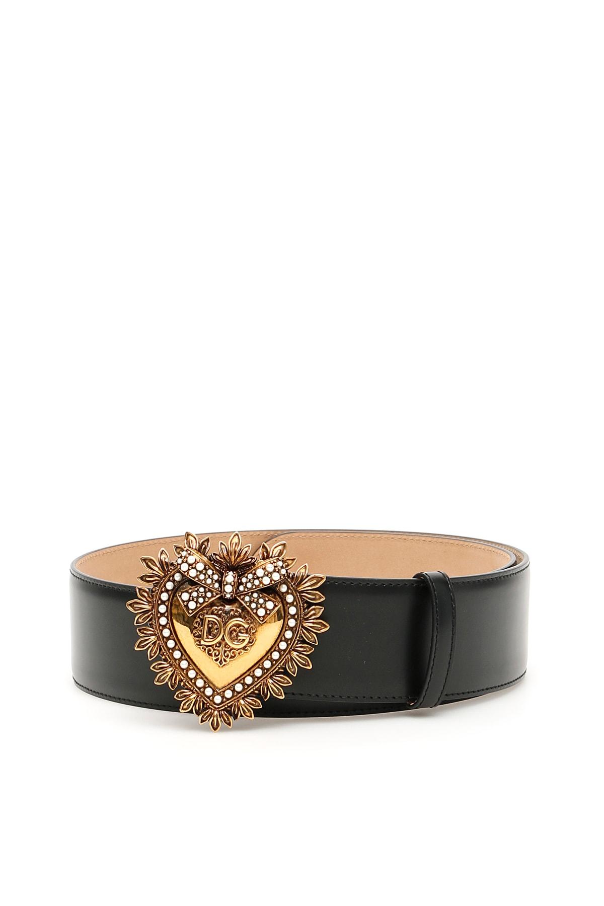 Dolce & Gabbana Belts DEVOTION BELT