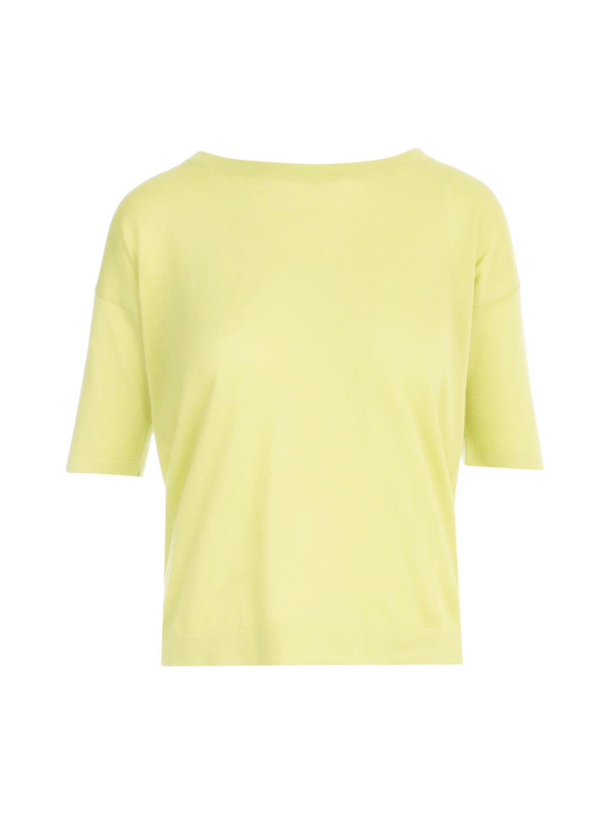 Cotton Crew Neck S/s T-shirt