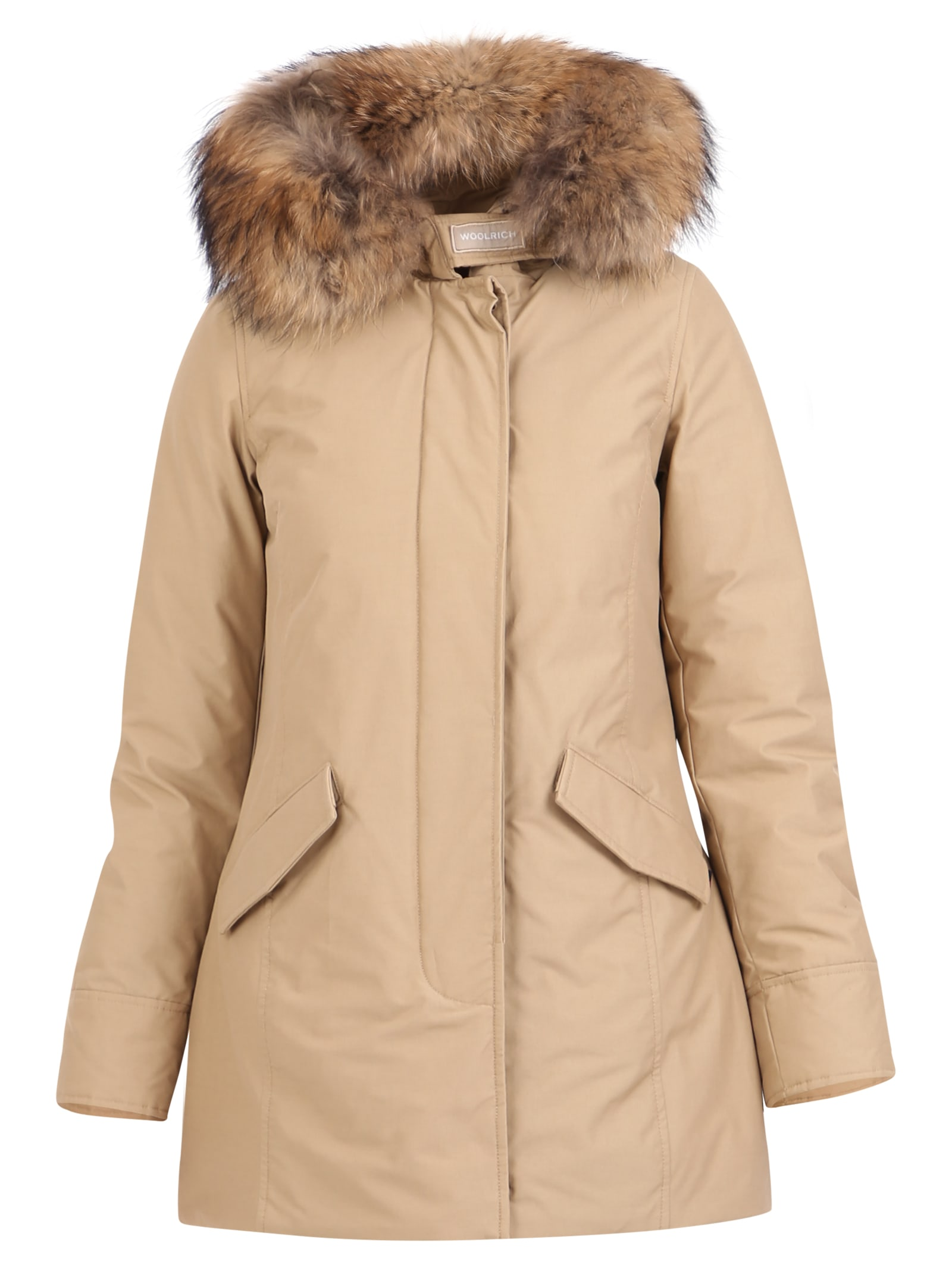 cheapest differently 100% high quality Woolrich Artic Parka Coat