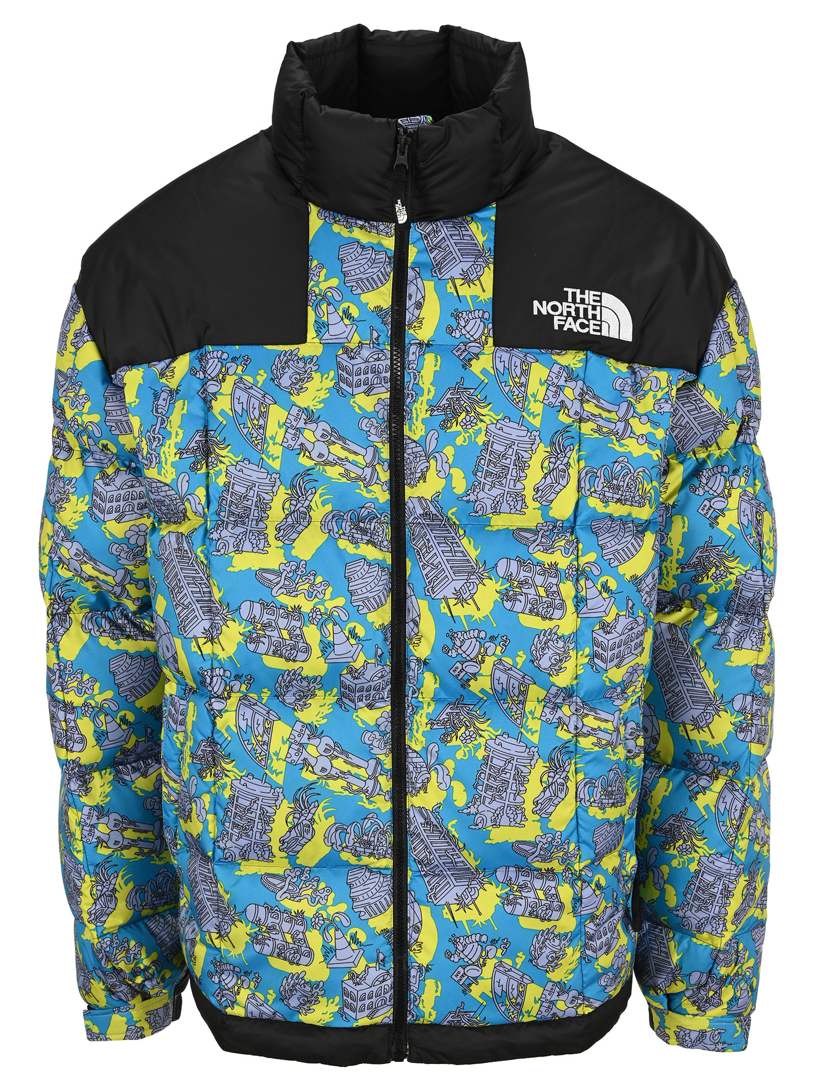 The North Face Downs NORTH FACE LHOTSE PADDED JACKET