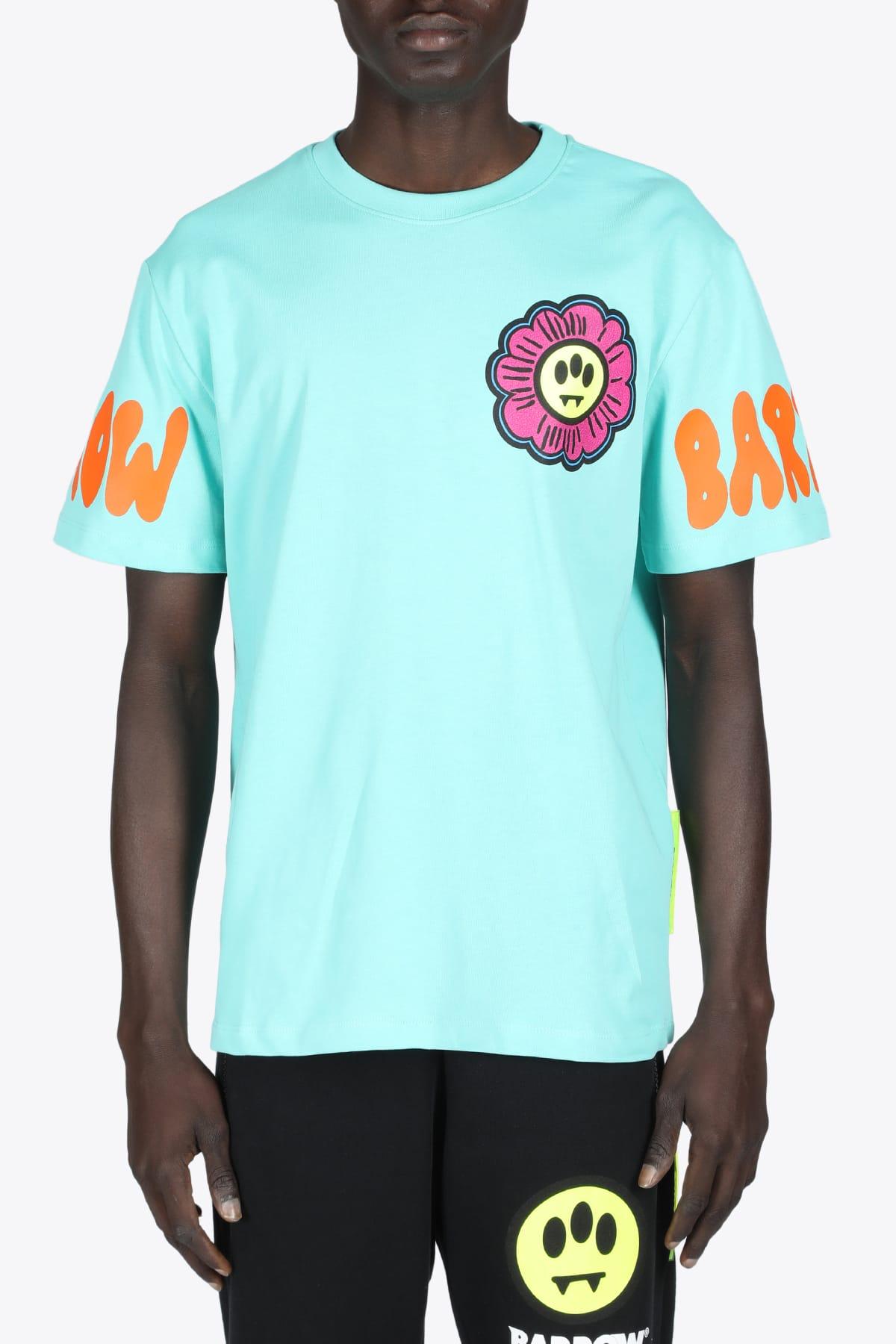 Barrow T-shirts FLOWER SMILE TEE