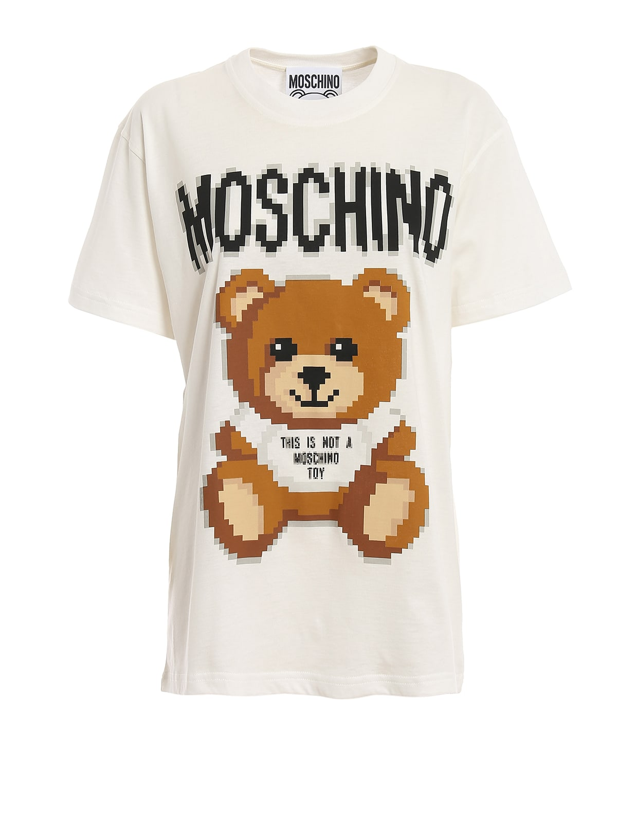 Moschino T-shirts SHORT SLEEVE T-SHIRT