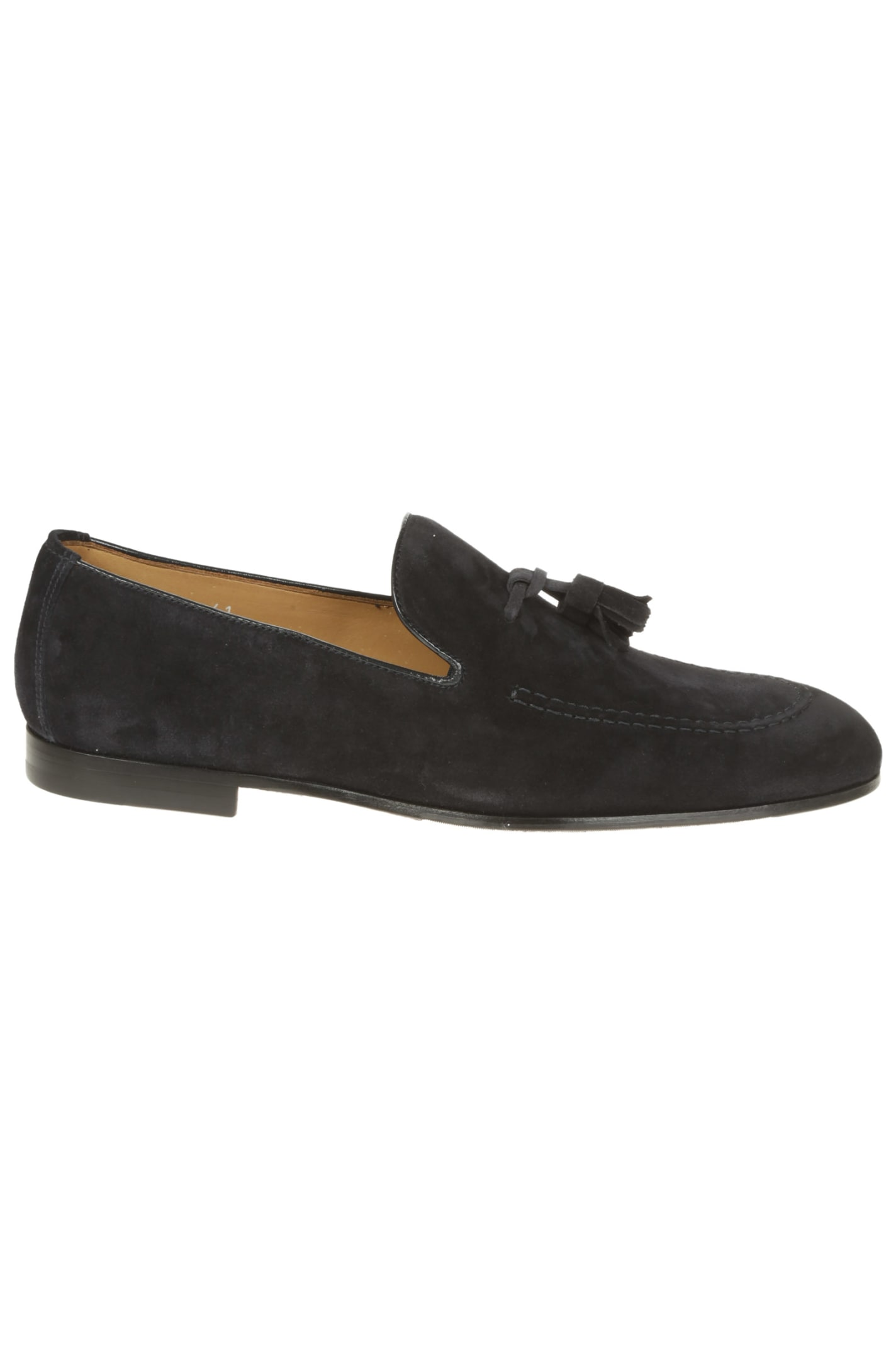 Doucals Tassel Detail Loafers