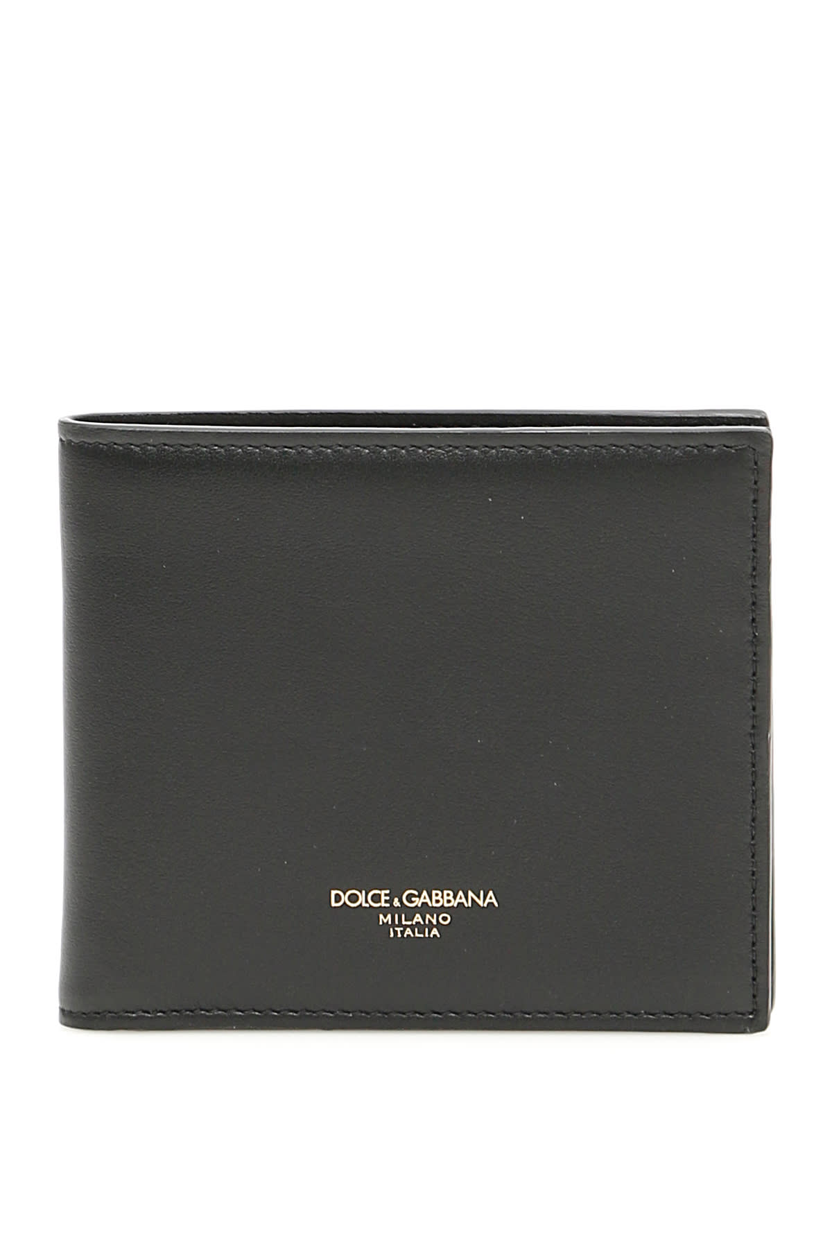 Dolce & Gabbana LEATHER BIFOLD WALLET