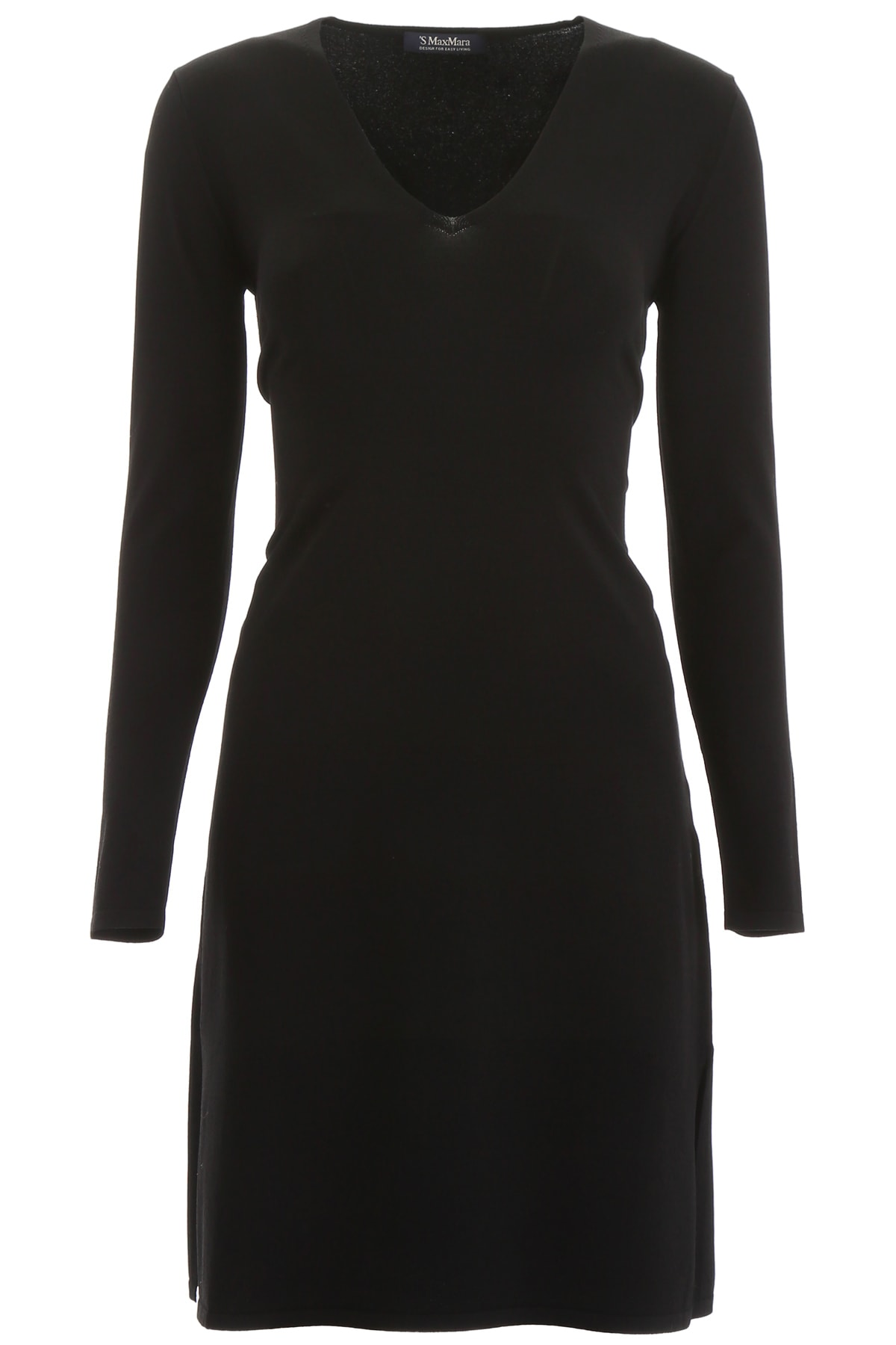 S Max Mara Here is The Cube Calenda Knit Dress