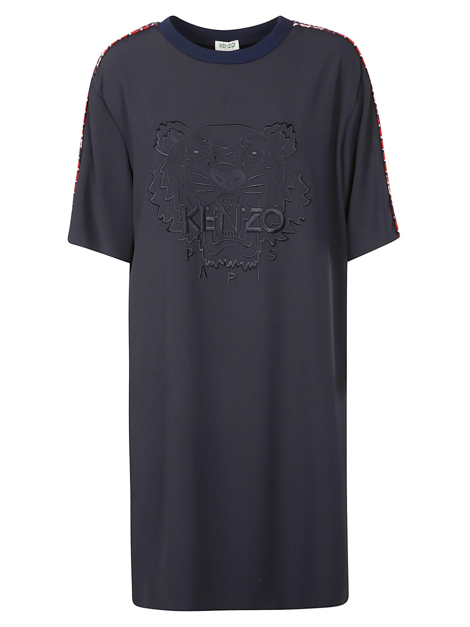 Buy Kenzo Tee Dress online, shop Kenzo with free shipping