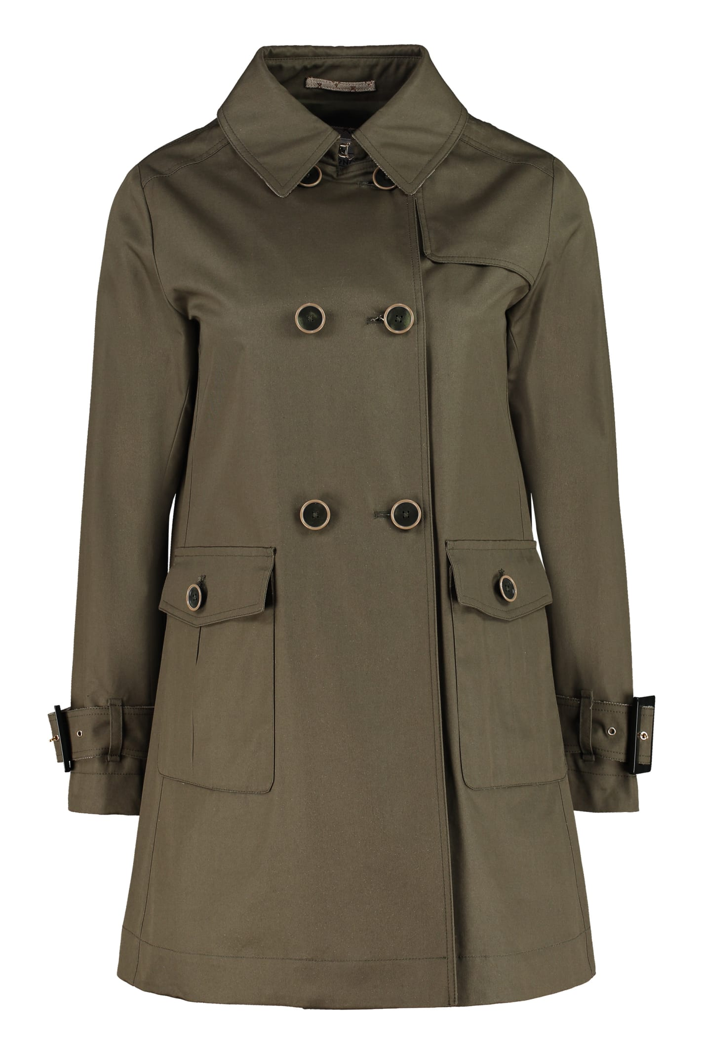 Herno Cottons COTTON TRENCH COAT