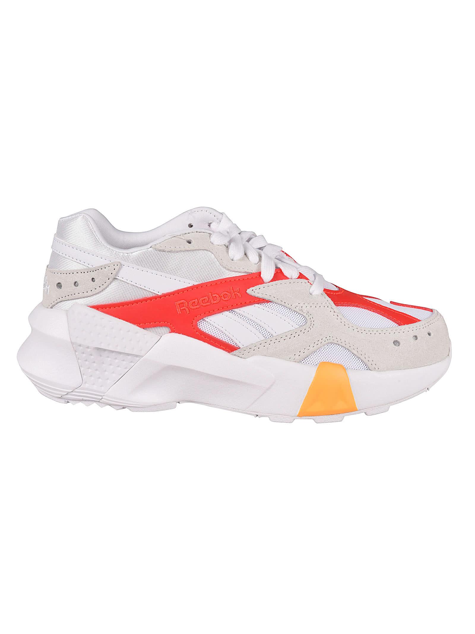 894fa0b4e4 Reebok Aztrek Double X Gigi Hadid Sneakers