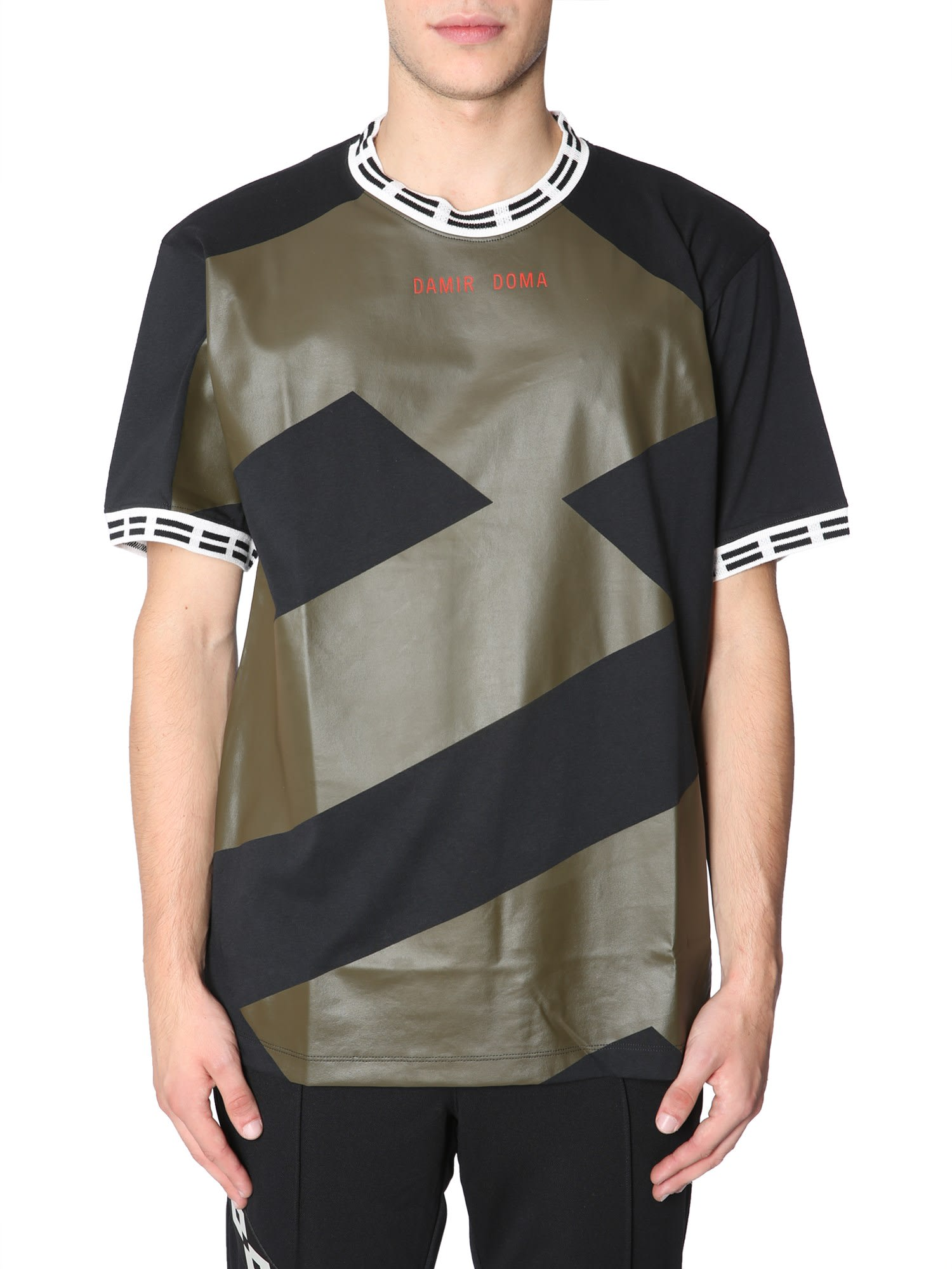 Damir Doma Lotto Teijo T Shirt