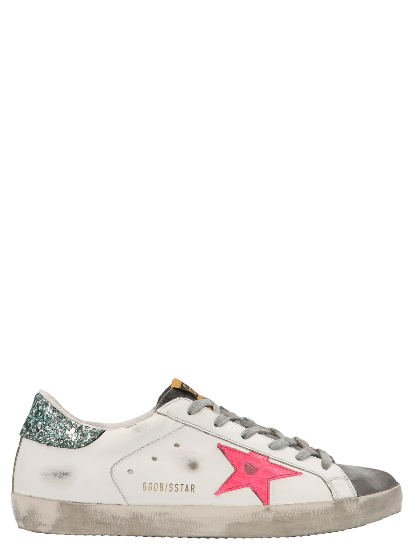 Golden Goose Leathers SUPERSTAR SHOES