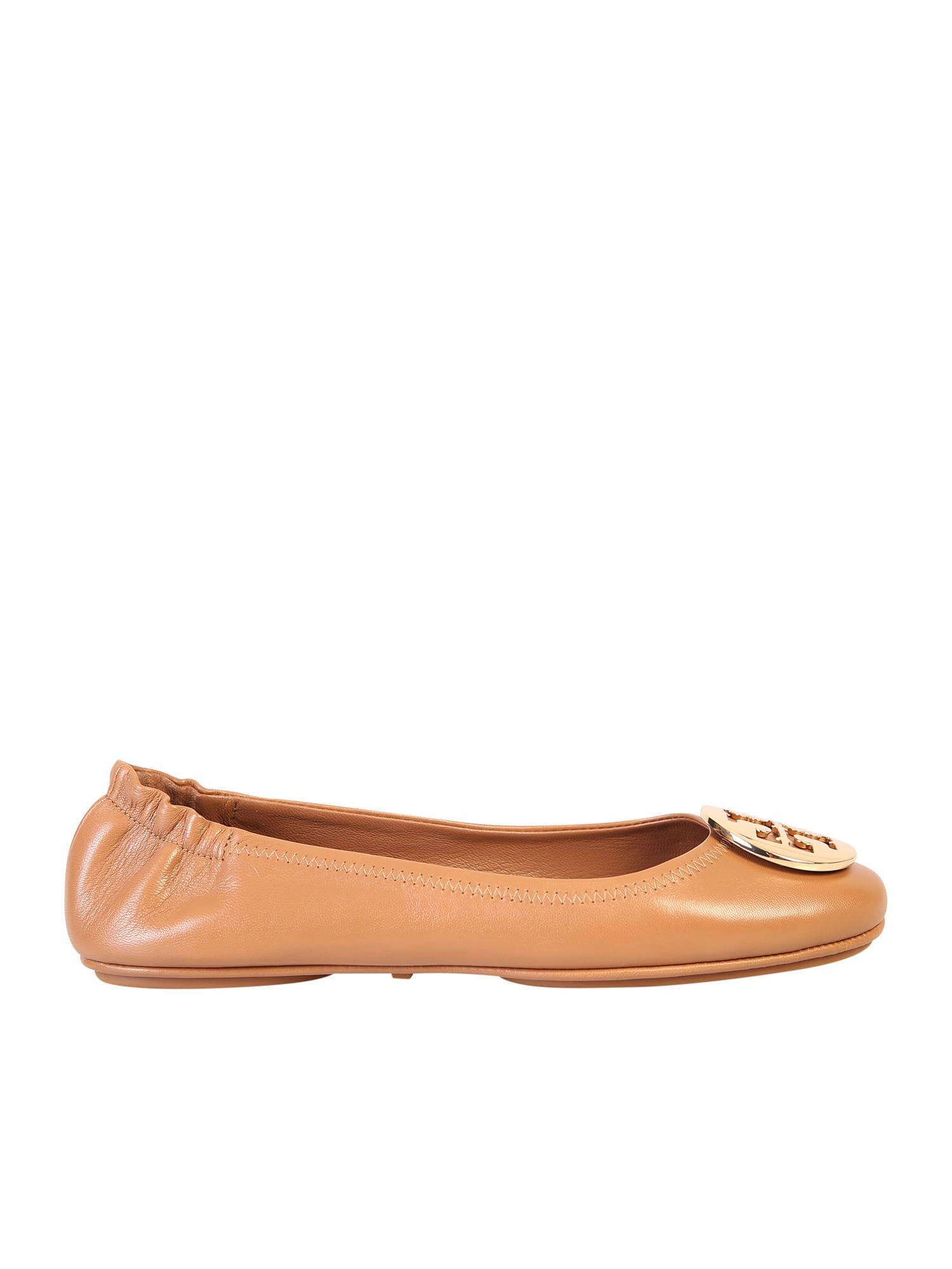 Tory Burch Minnie Ballerina Flats